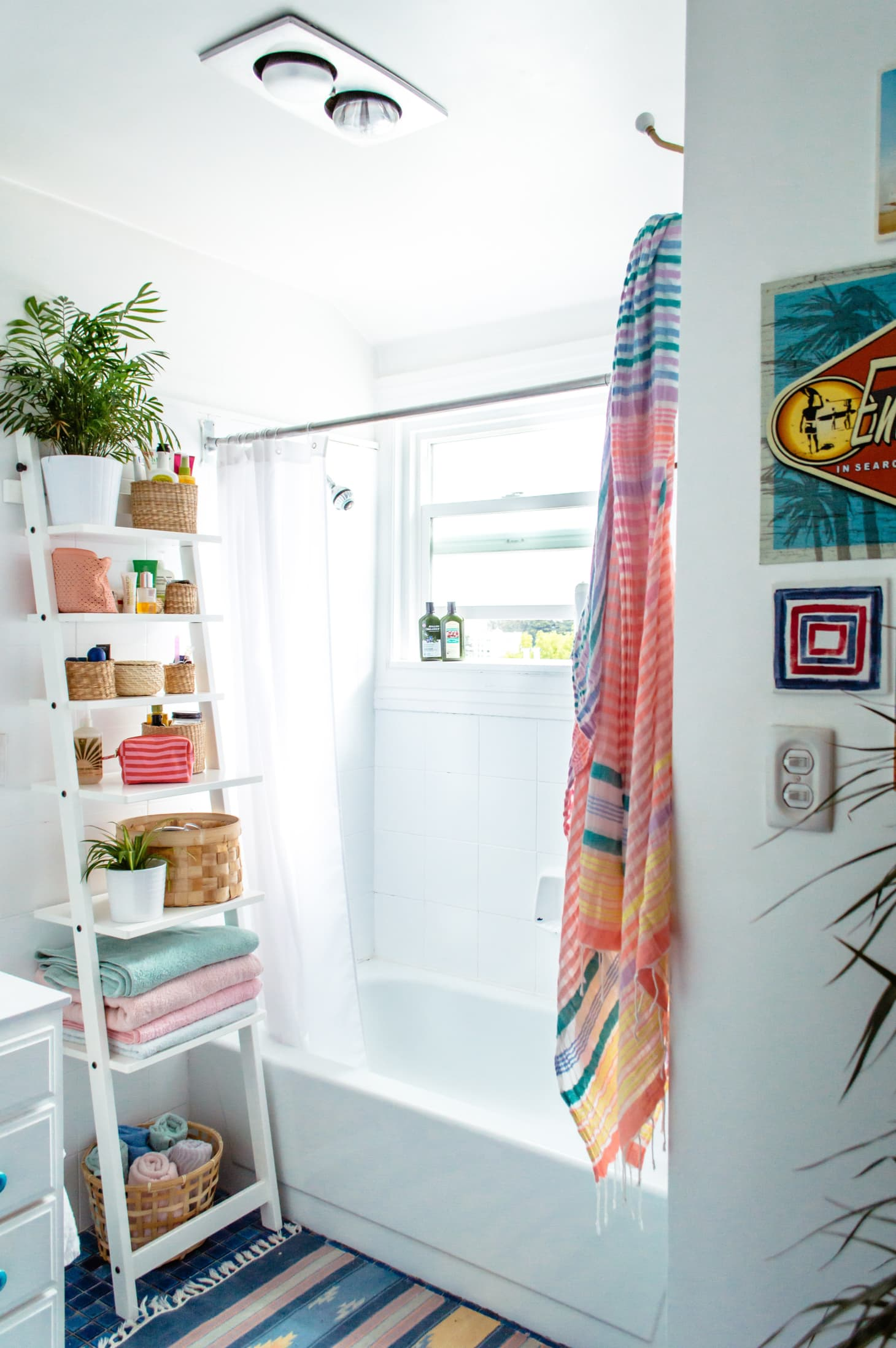 25 Small Bathroom Storage & Design Ideas - Storage ... on Small Apartment Bathroom Storage Ideas  id=62404
