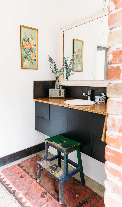 25 Small Bathroom Storage & Design Ideas - Storage ... on Small Apartment Bathroom  id=28287