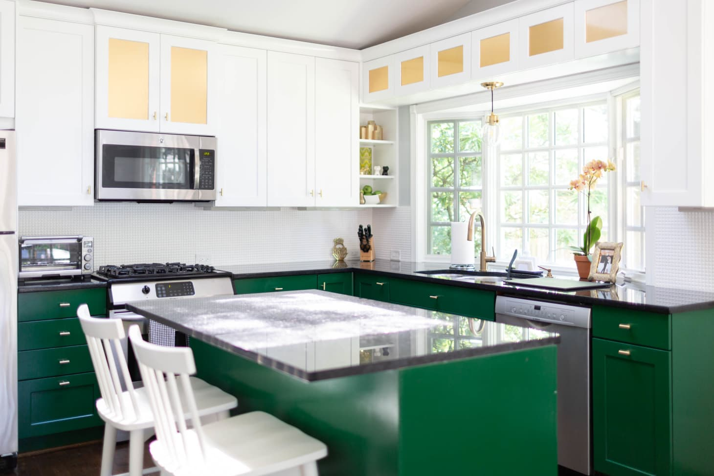 Kitchen Cabinet Color Trends Apartment Therapy