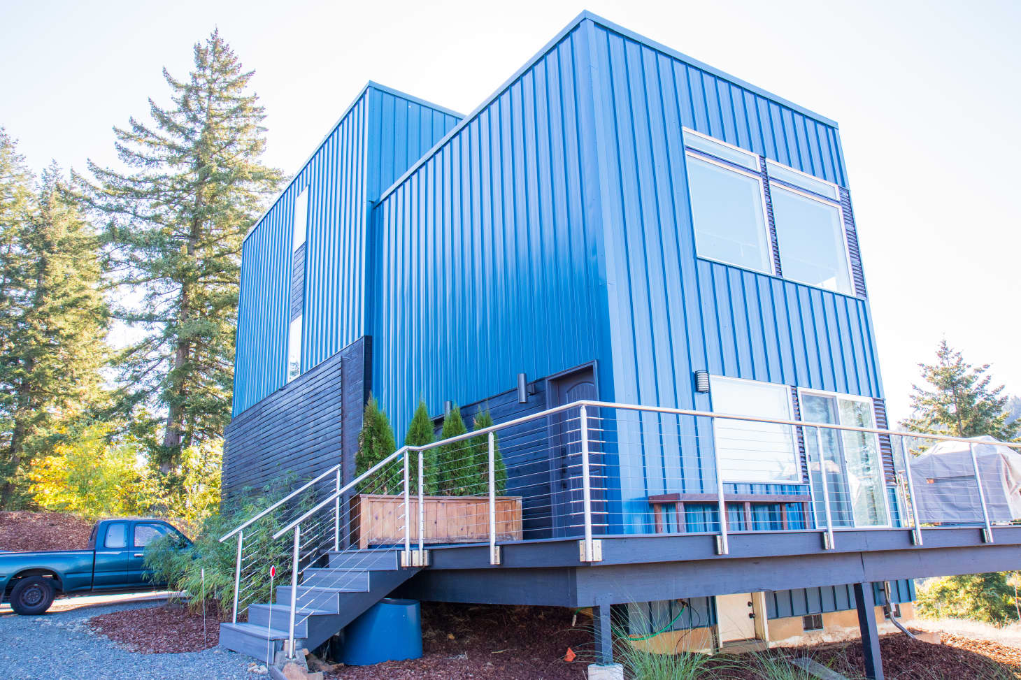 The Coolest Shipping Container Homes You Can Rent