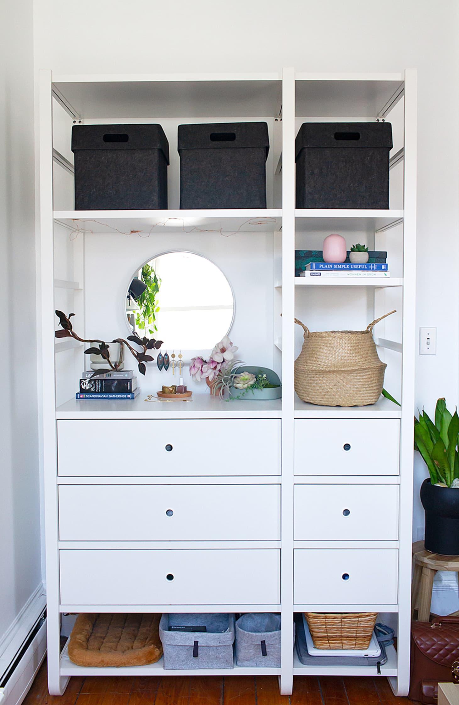 IKEA Storage Hacks for Disorganized People | Apartment Therapy