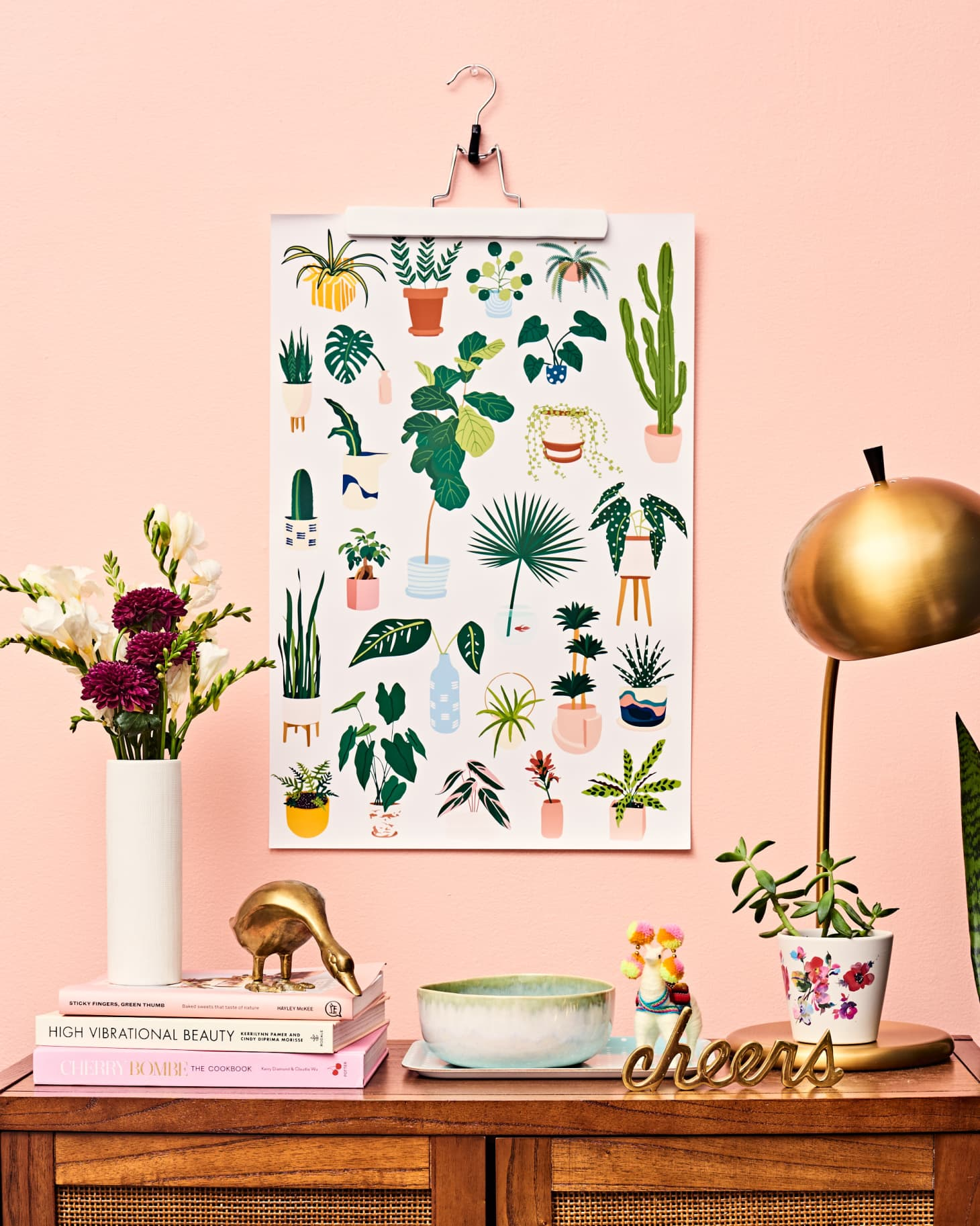Diy ideas to hang unframed posters apartment therapy