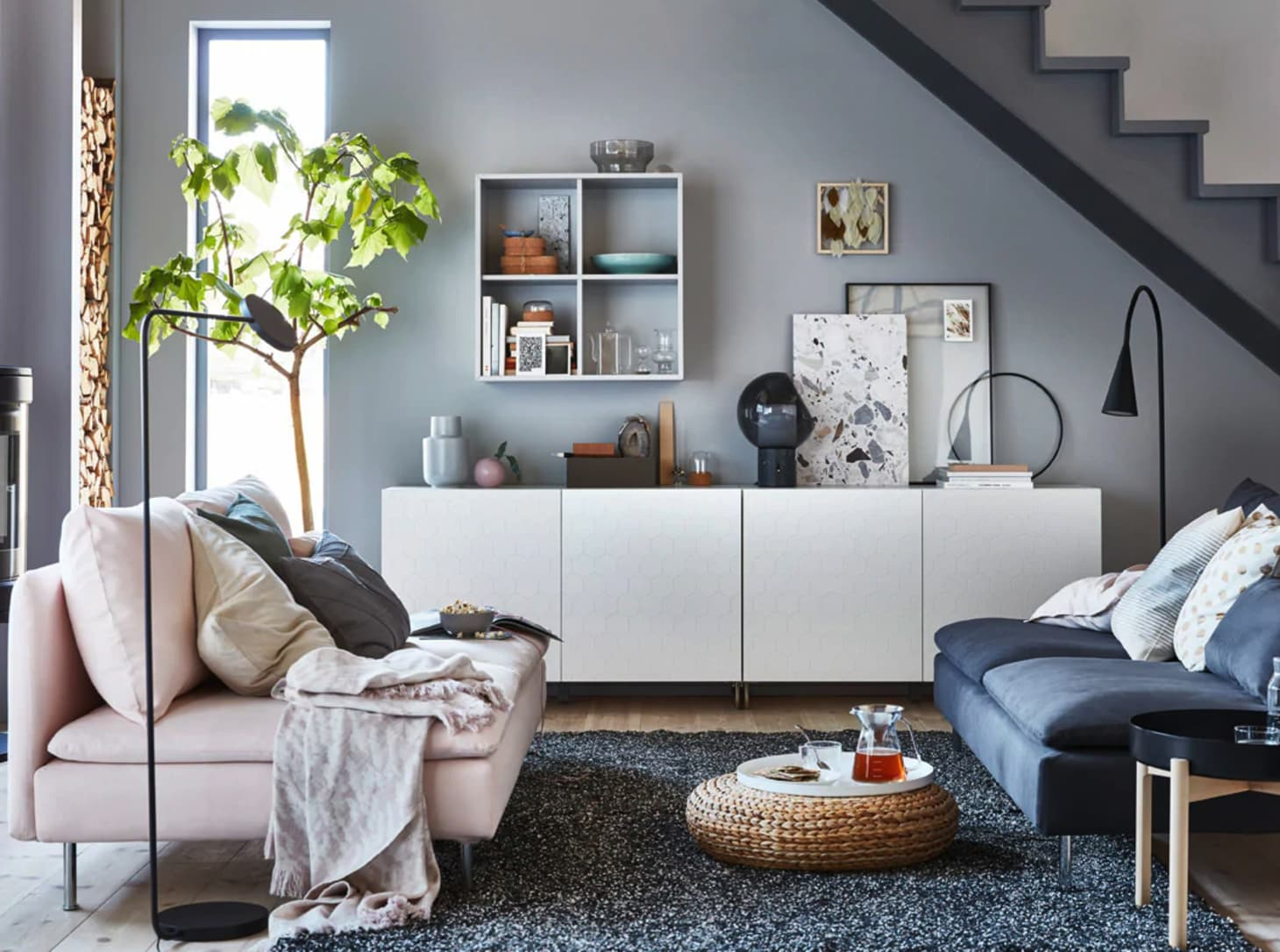 Ikea Living Room >> Cozy Ikea Living Room Design Ideas Ikea Living Rooms