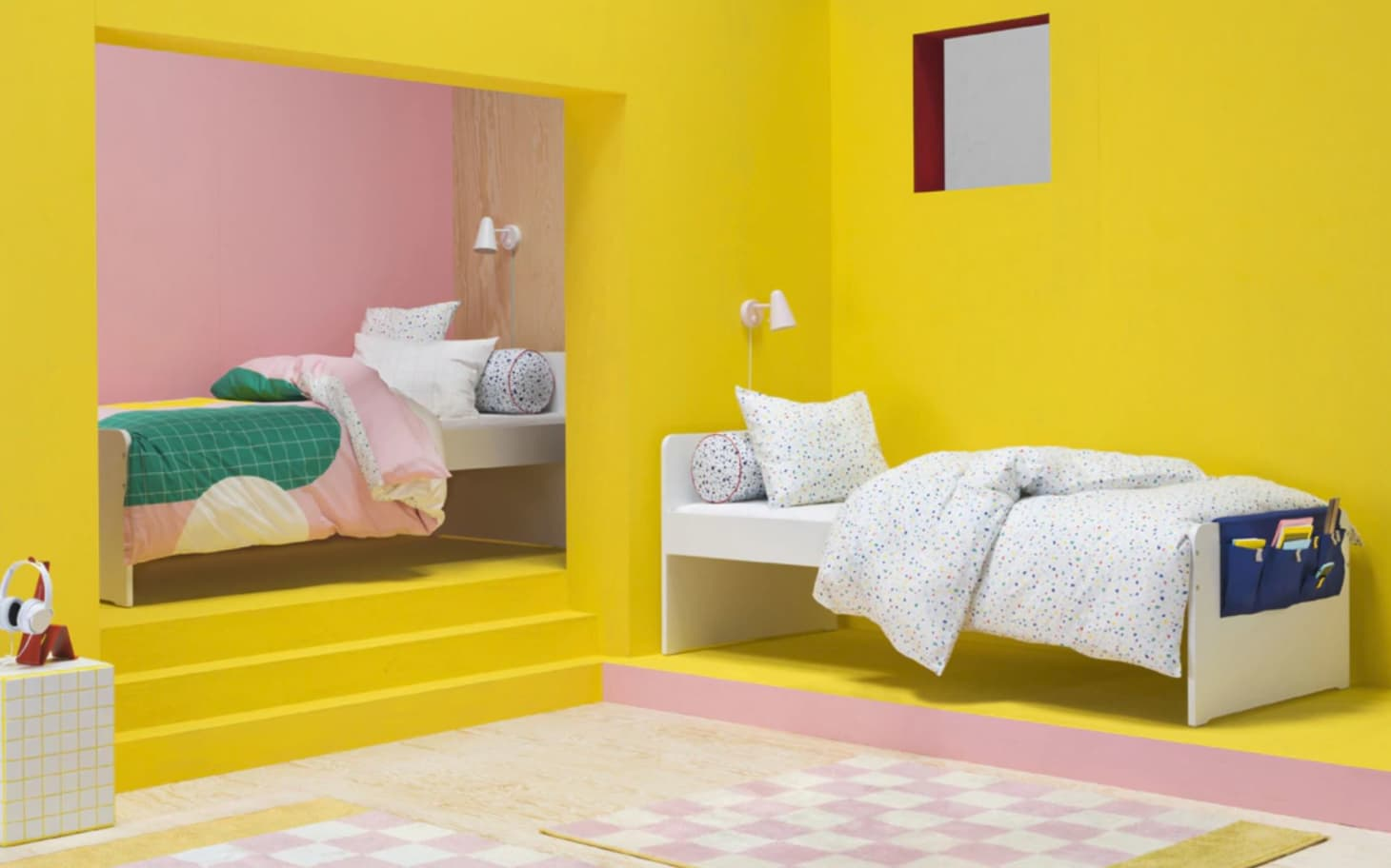 Colorful Bedoom Design Ideas to Steal From IKEA   Apartment ...