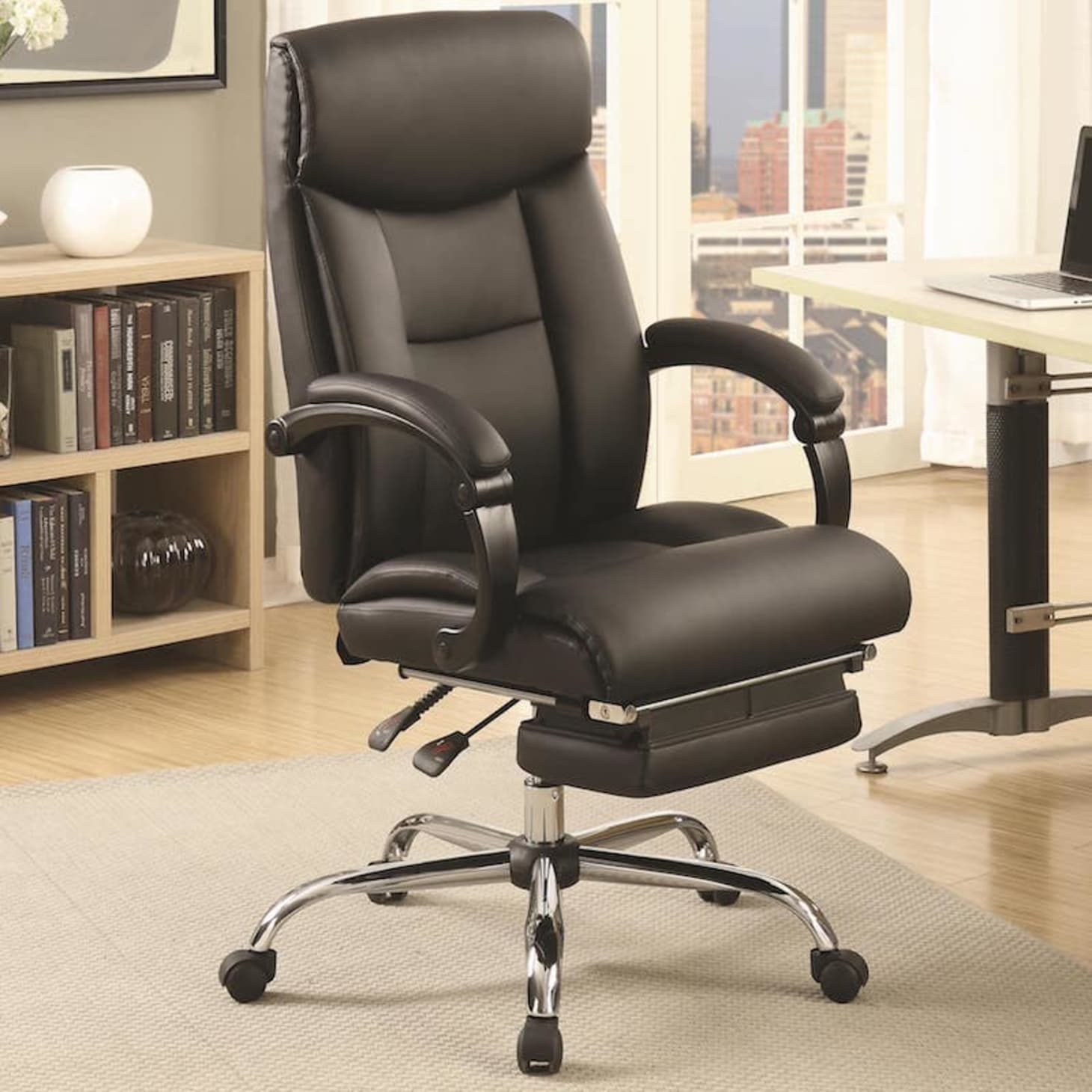 Phenomenal This Office Chair Will Let You Take A Comfortable Nap At Home Interior And Landscaping Spoatsignezvosmurscom