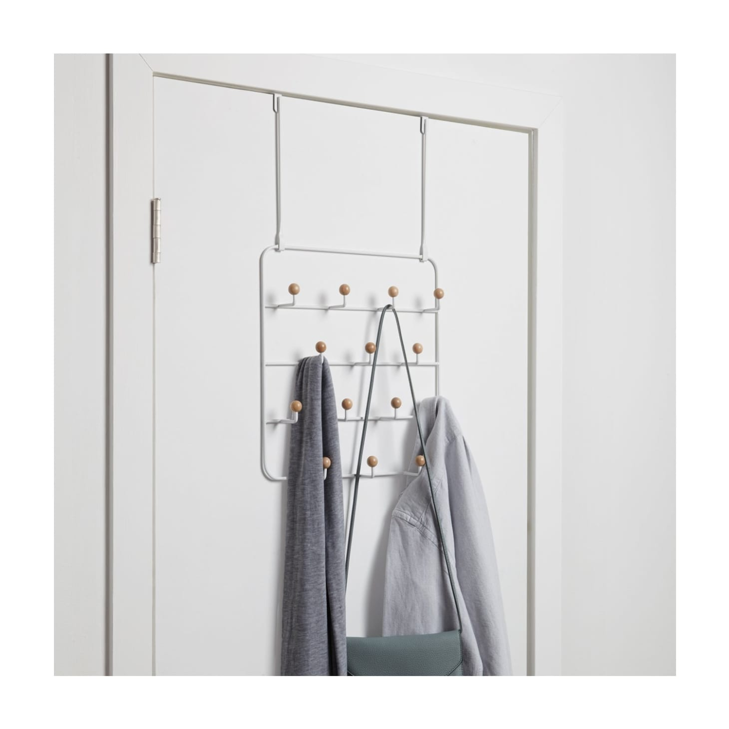 Great Cheap Over The Door Organizers For Small Spaces