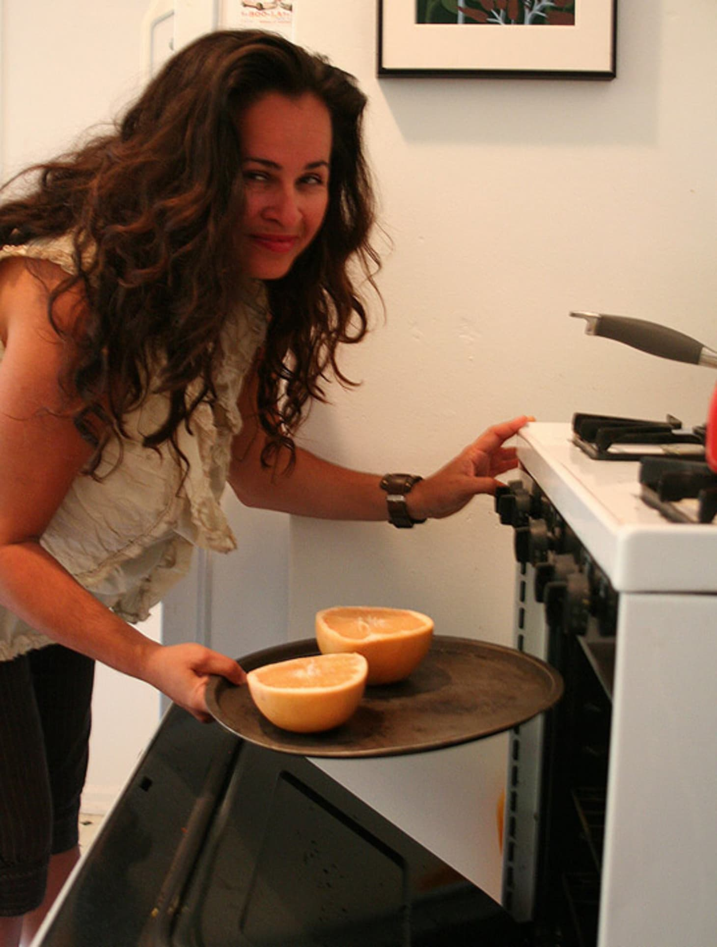 Kitchen Tour Suzanne S Foray In La Kitchn