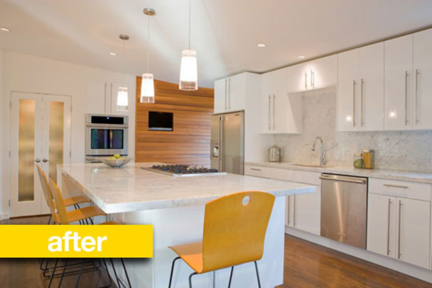 Where Your Money Goes In A Kitchen Remodel: Before & After Renovation: A Granny Kitchen Goes Modern