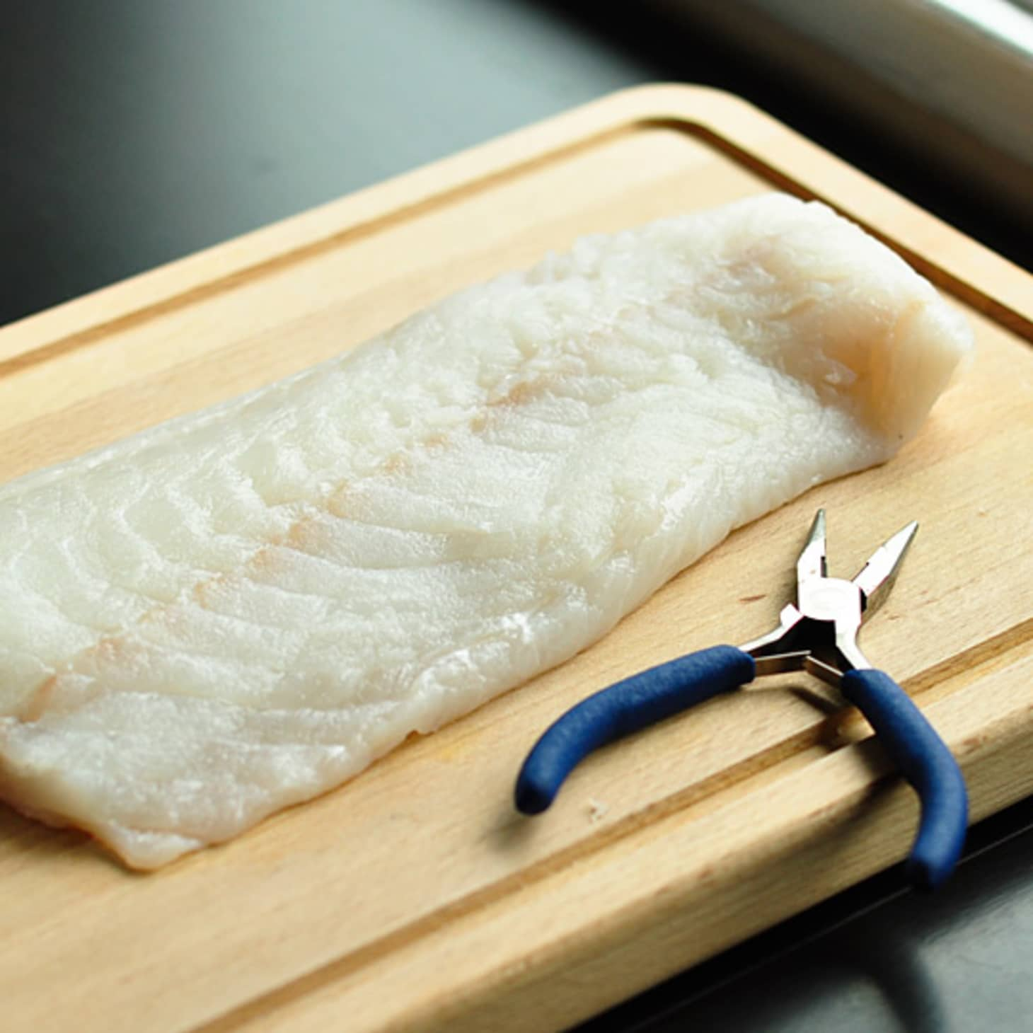 How To Remove Pin Bones from Fish Fillets | Kitchn