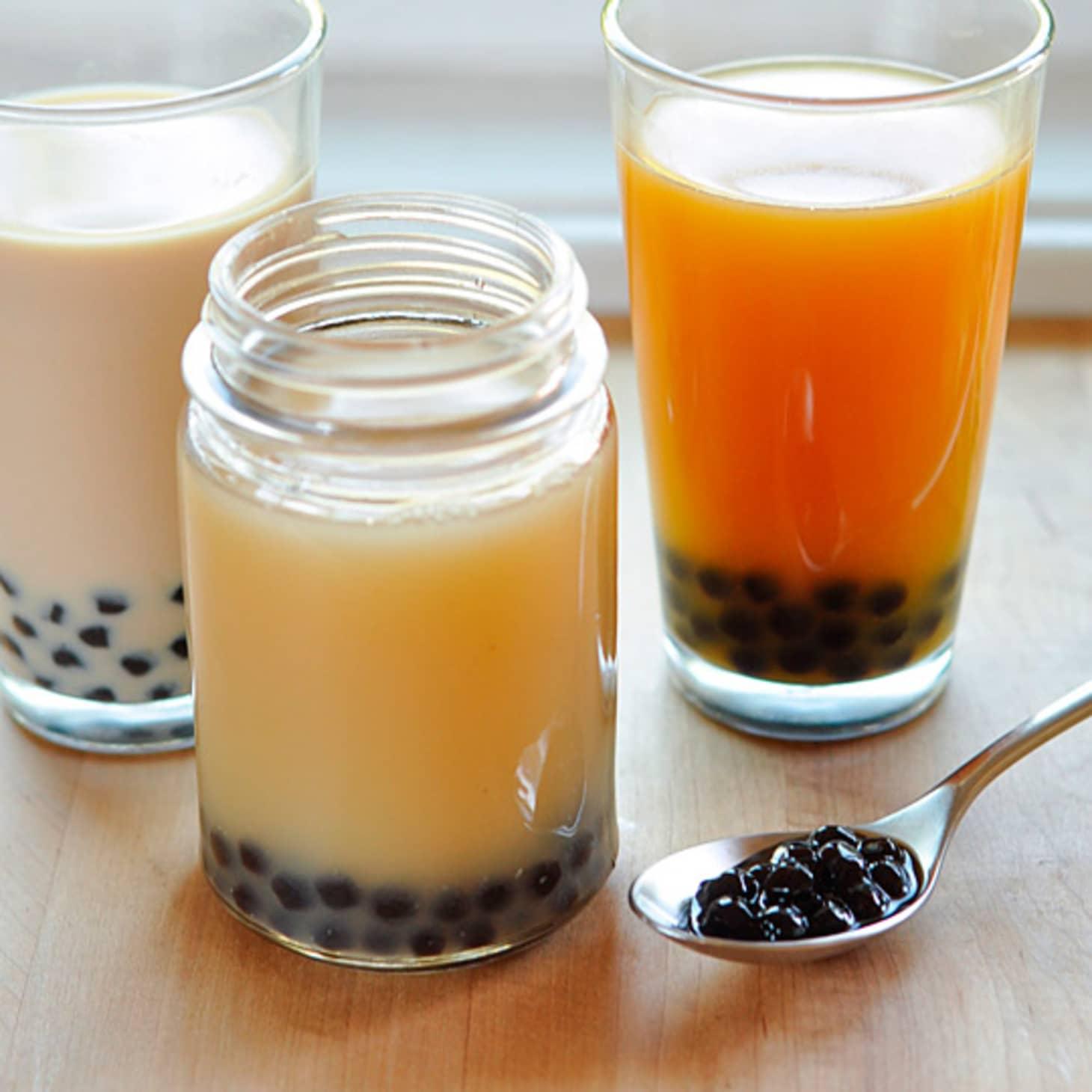 How To Make Boba & Bubble Tea