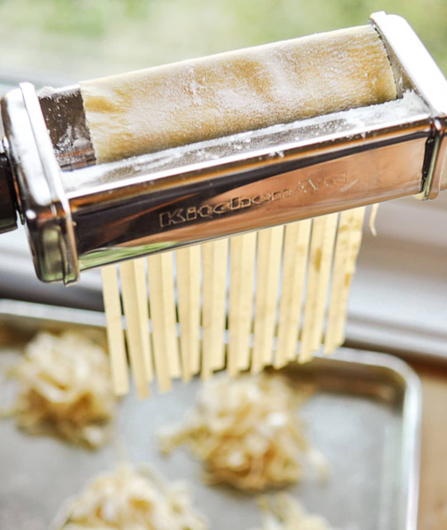 How To Make A Pasta From Scratch