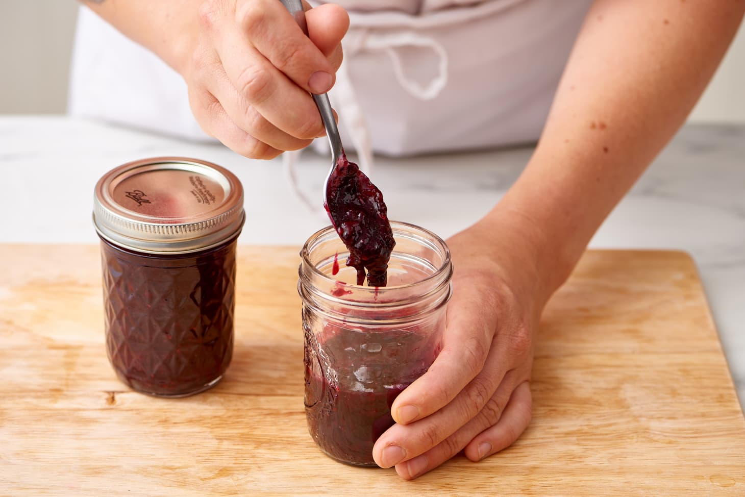 How To Make Basic Fruit Jam