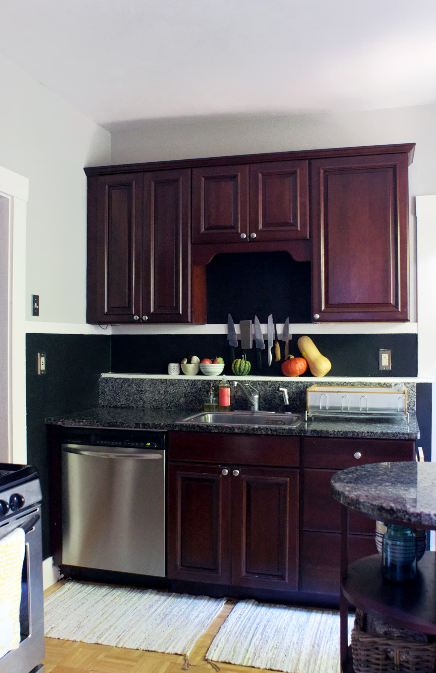 How I Repainted My Rental Kitchen and Made Peace With the ...