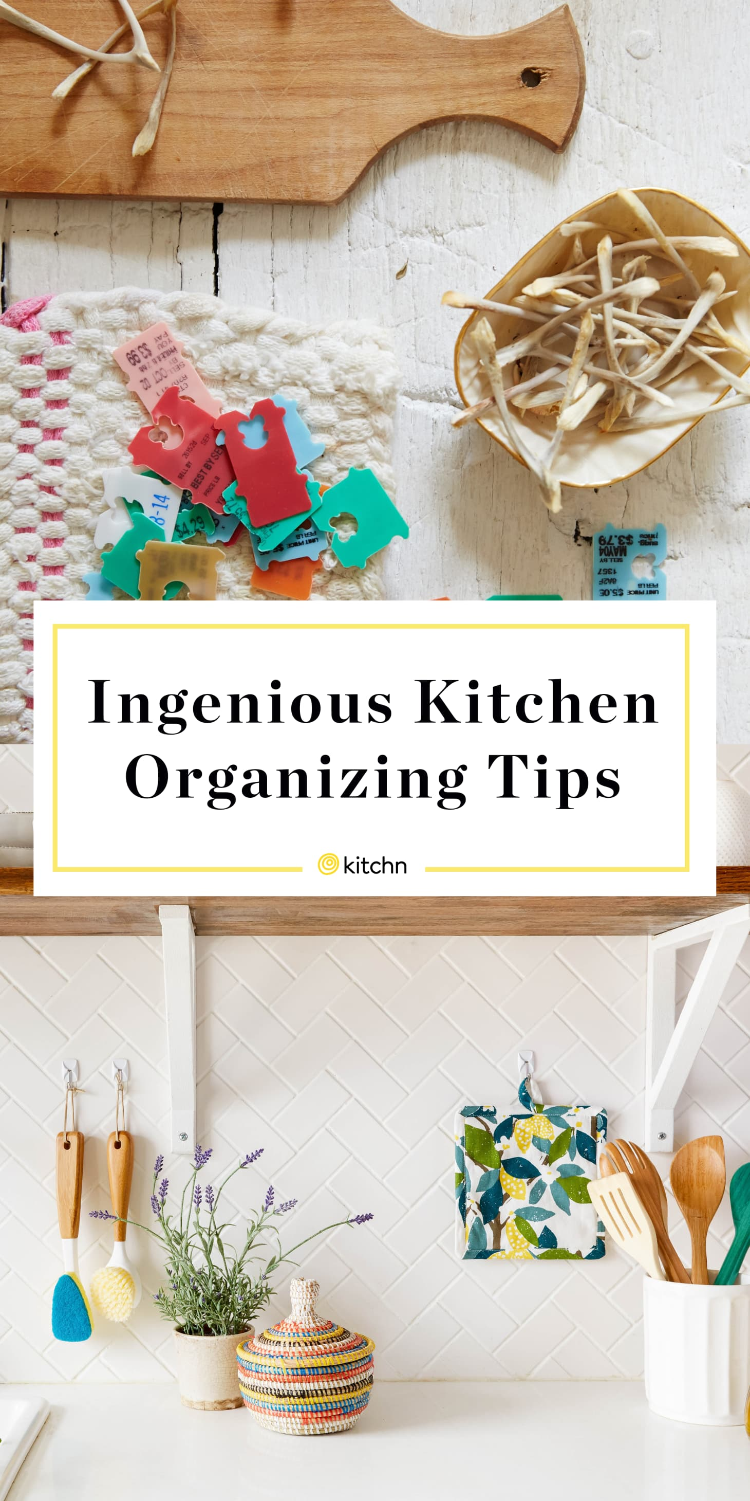Smart Kitchen Organizing Hacks - From Kitchn Readers | Kitchn