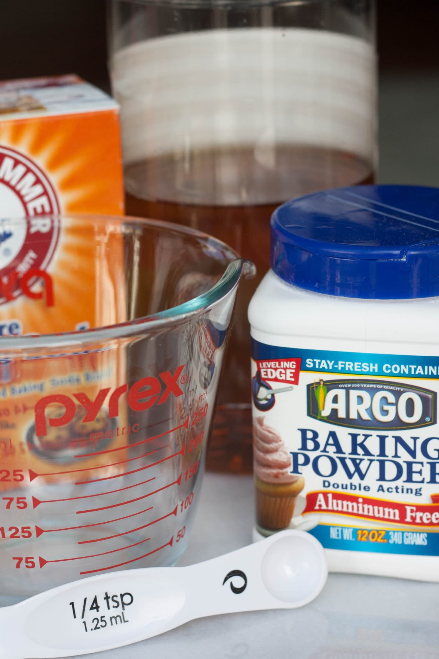 How To Test If Baking Soda or Baking Powder Is Expired | Kitchn