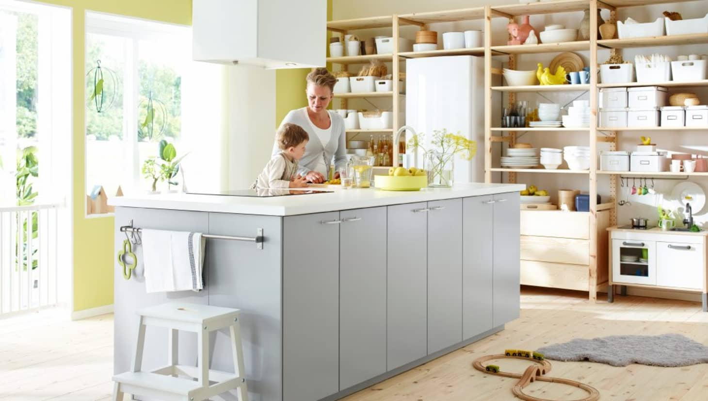 IKEA Is Totally Changing Their Kitchen Cabinet System  Here's What