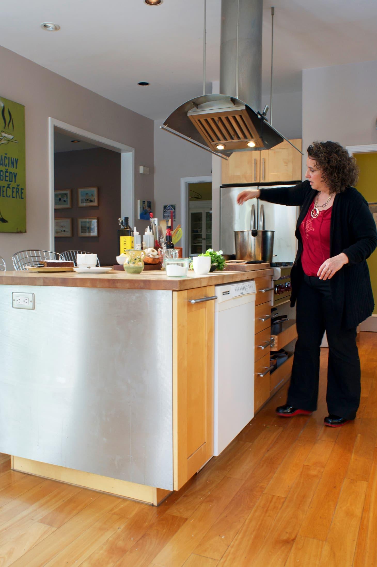 Cook's Country Editor Eva Katz's Homey, Hardworking Kitchen