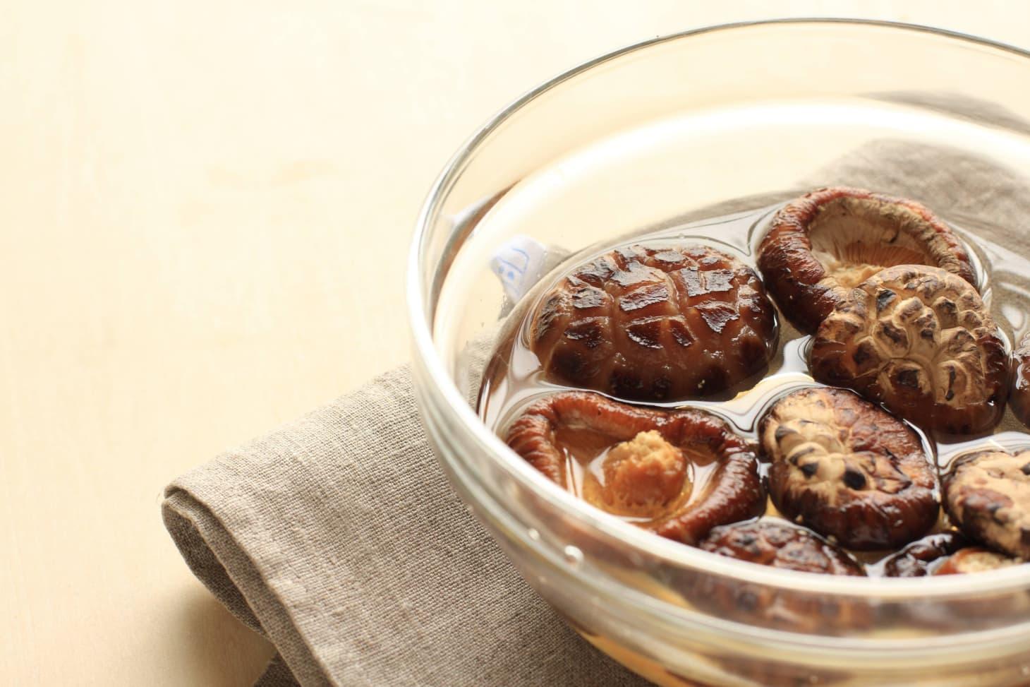 are dried shiitake mushrooms good for you