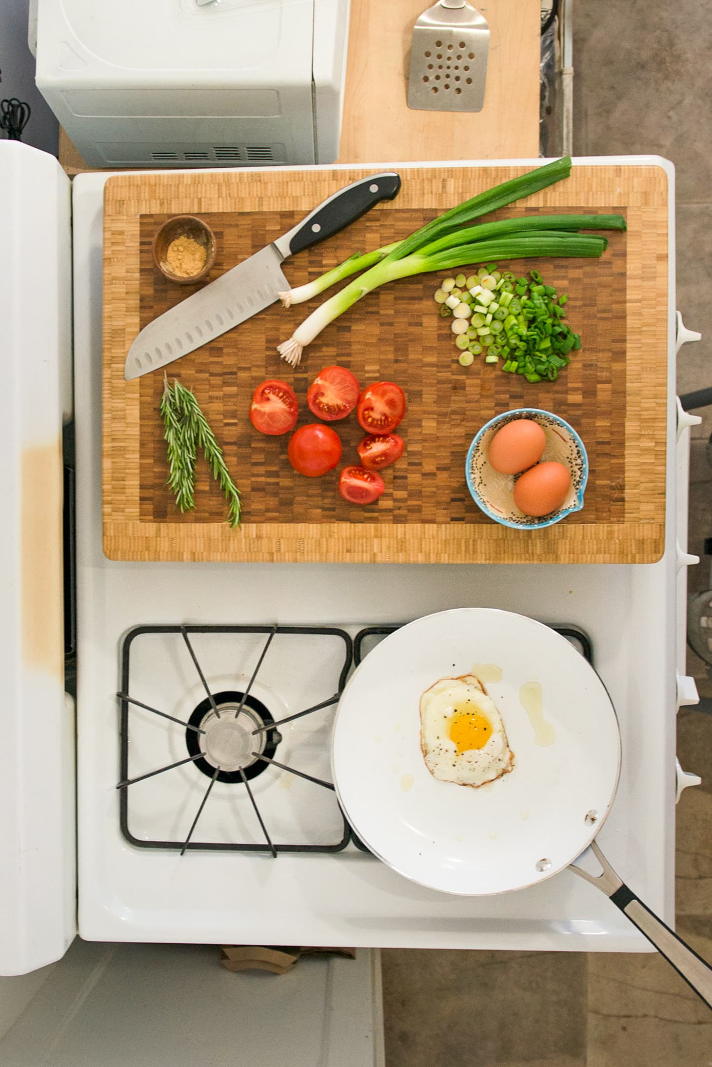 10 Genius Tips For Cooking In A Tiny Kitchen Kitchn