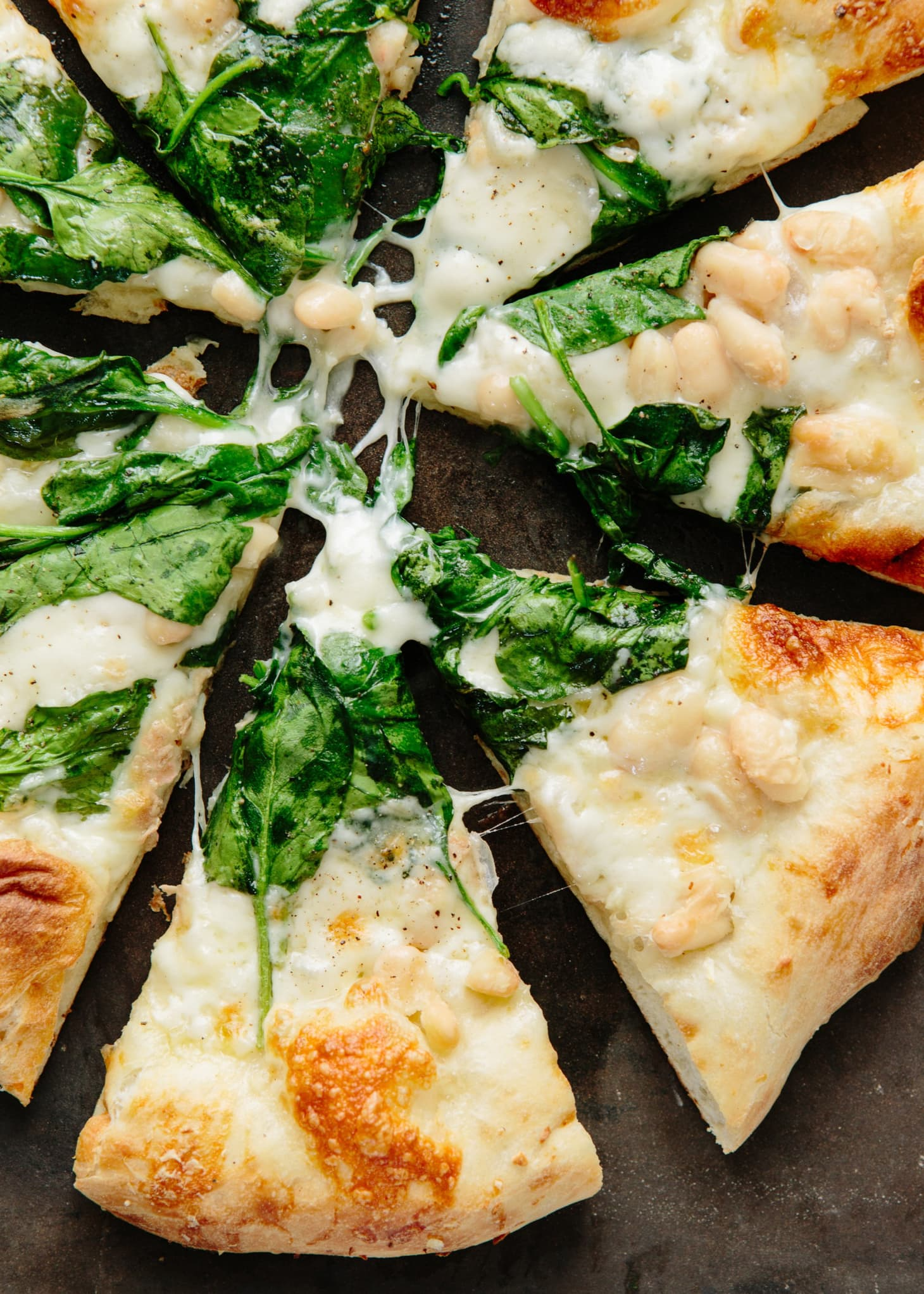 Your Pizza Doesn't Always Have to Have Mozzarella Cheese