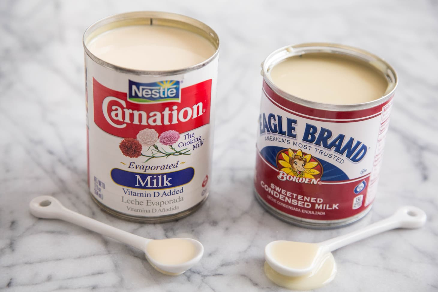 What's the Difference Between Condensed and Evaporated Milk
