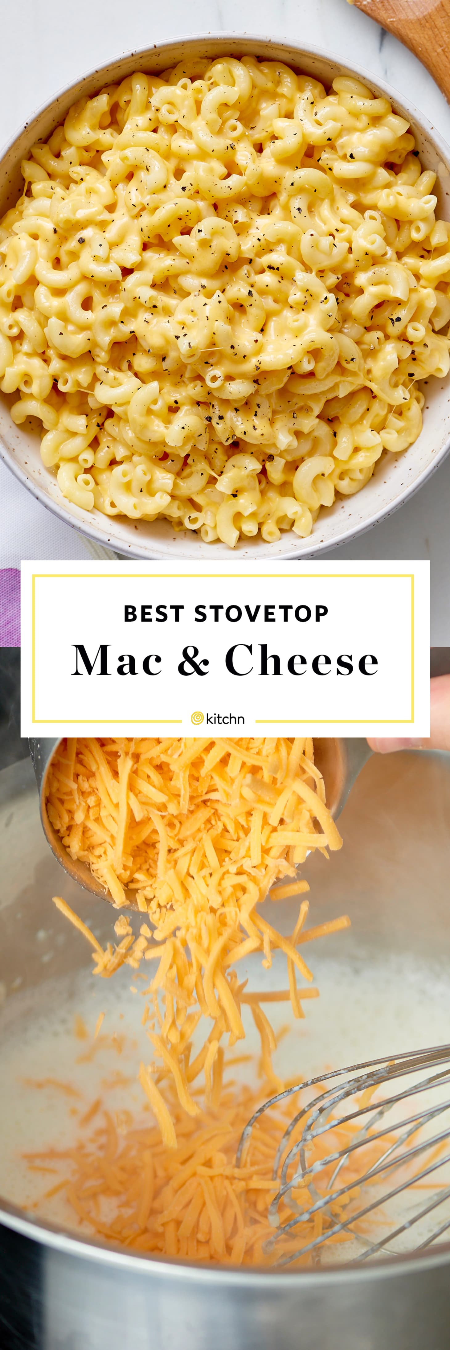 How To Make Creamy Macaroni and Cheese on the Stove