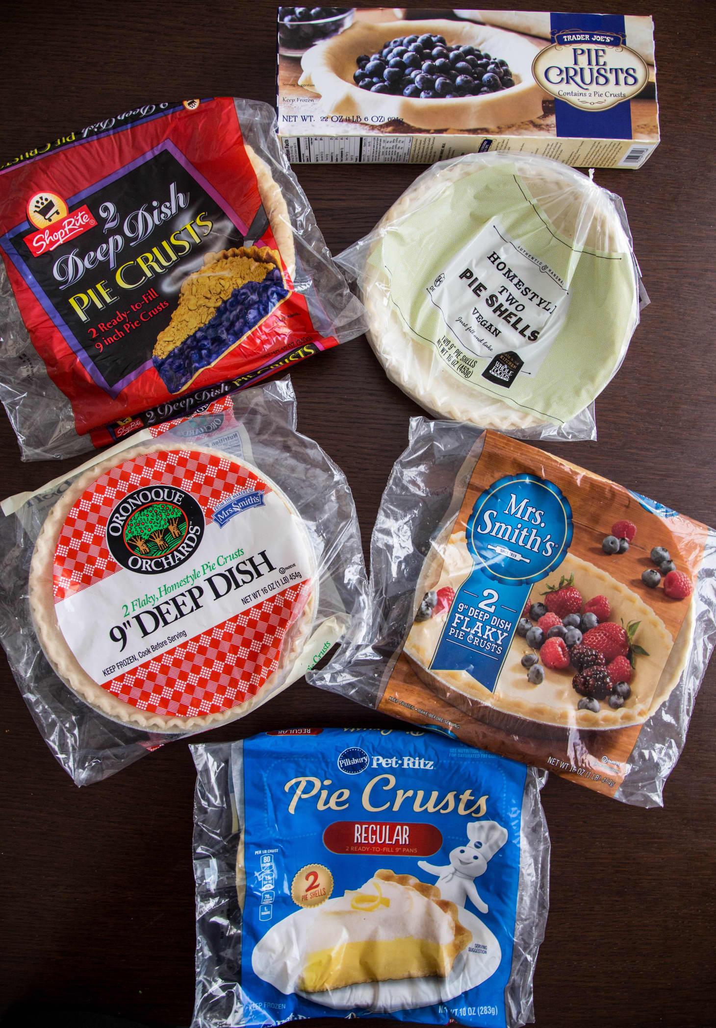 The Frozen Pie Crust Taste Test: We Tried 7 Brands and