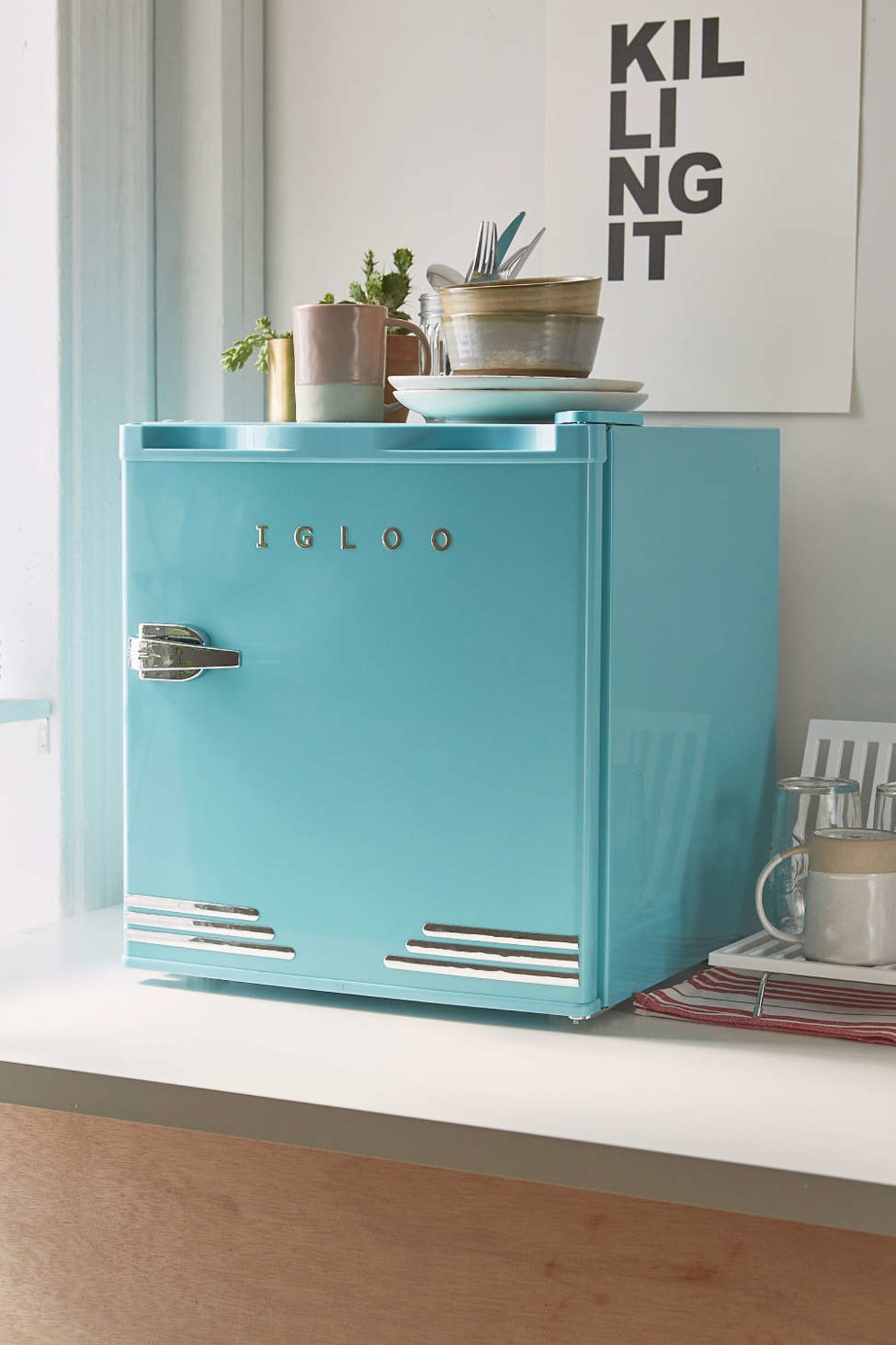 Big Chill, Bright Colors: 7 Refrigerators in Eye-Popping