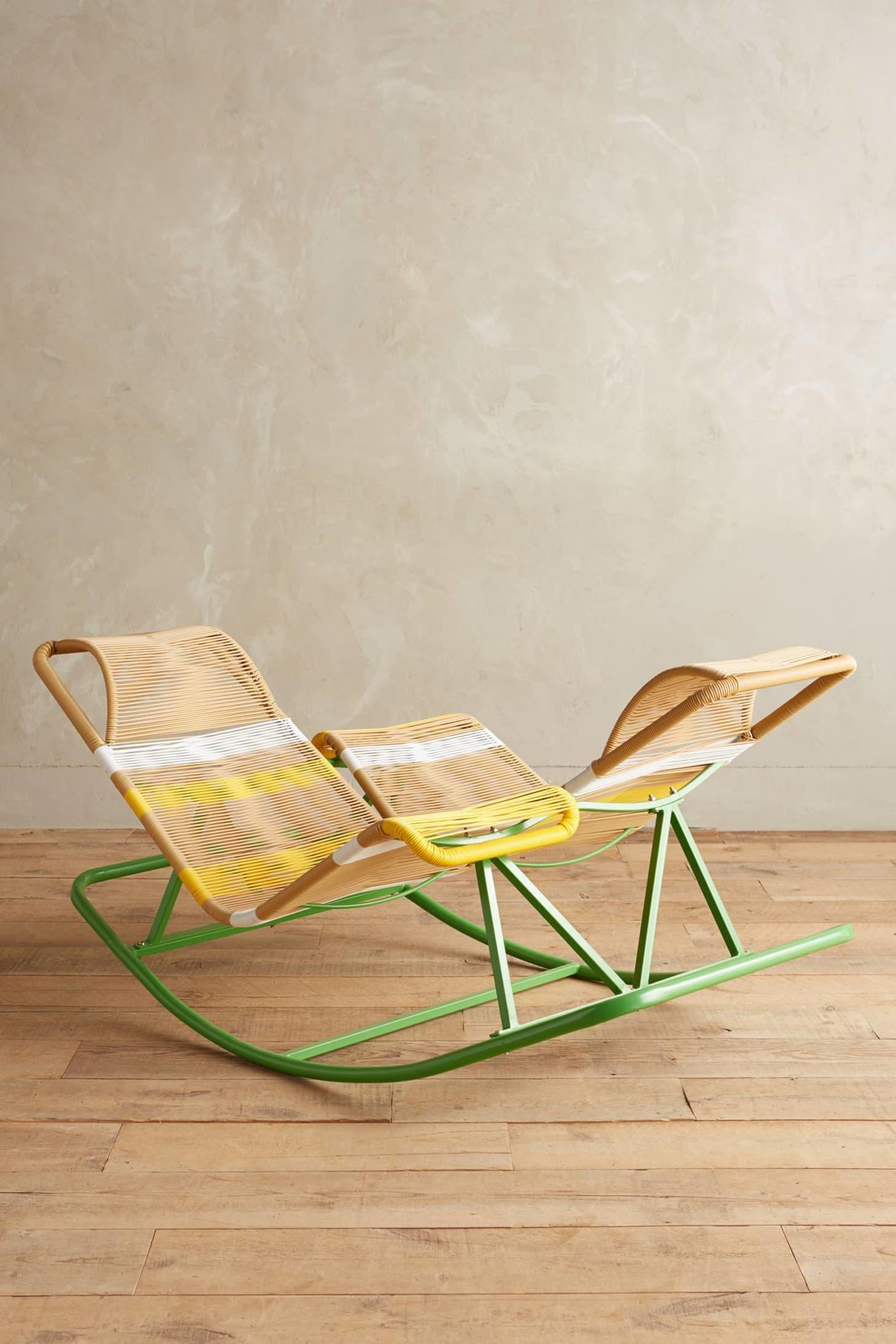 Enjoyable The Rocking Chair For Social Loungers Kitchn Short Links Chair Design For Home Short Linksinfo