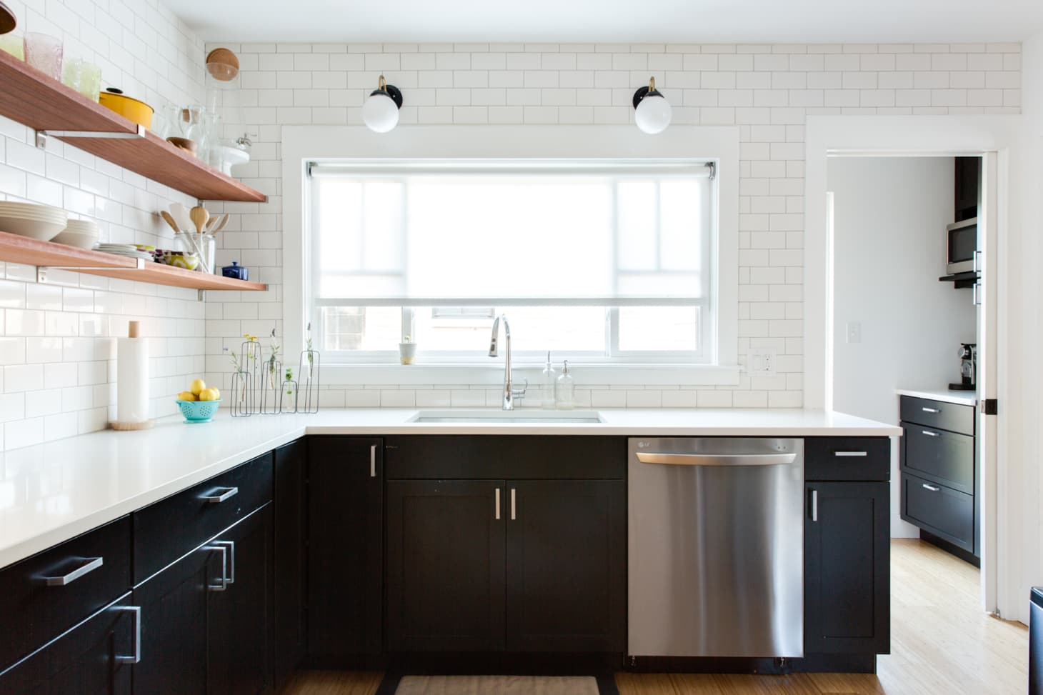 What To Know Before Buying Kitchen Window Treatments Kitchn
