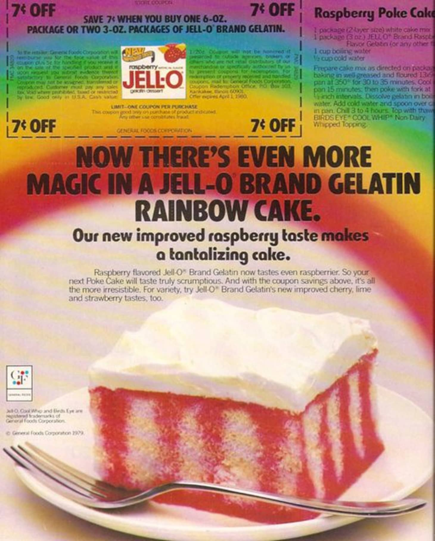 Poke Cakes Are Kitschy and Dated, but Still a Heck of a Lot