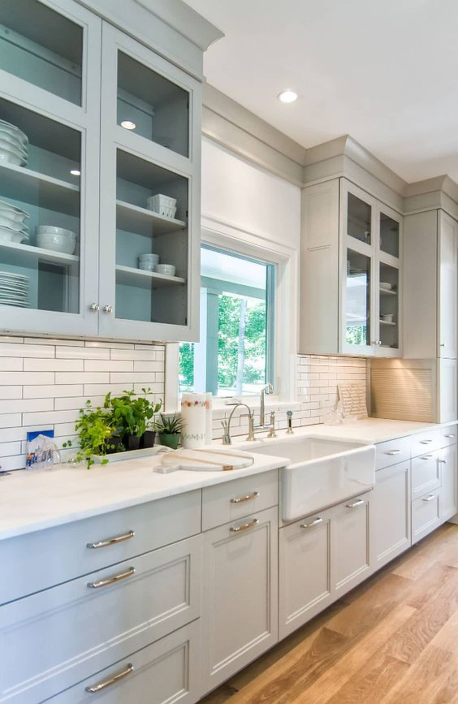 Amazing The Best Paint Colors For Kitchen Cabinets Kitchn Download Free Architecture Designs Rallybritishbridgeorg