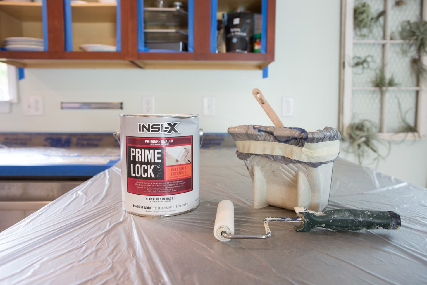 The Best Primer for Painting Kitchen Cabinets | Kitchn
