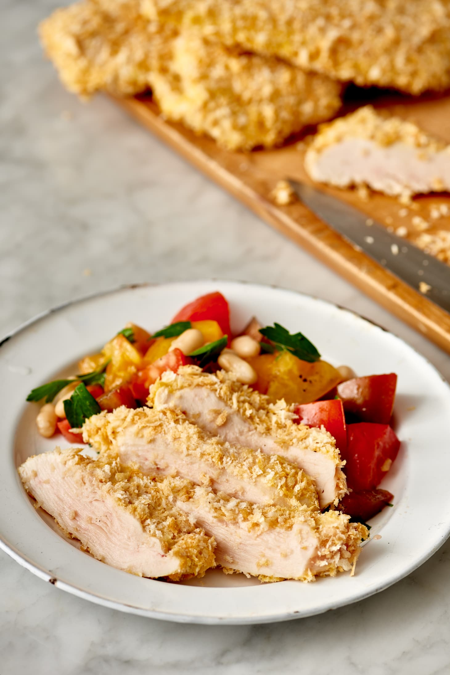 Shake And Bake Chicken Recipes Bread Crumbs