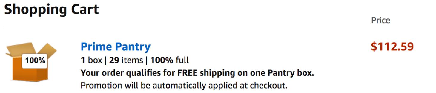 Build the Ultimate Amazon Prime Pantry Box   Kitchn