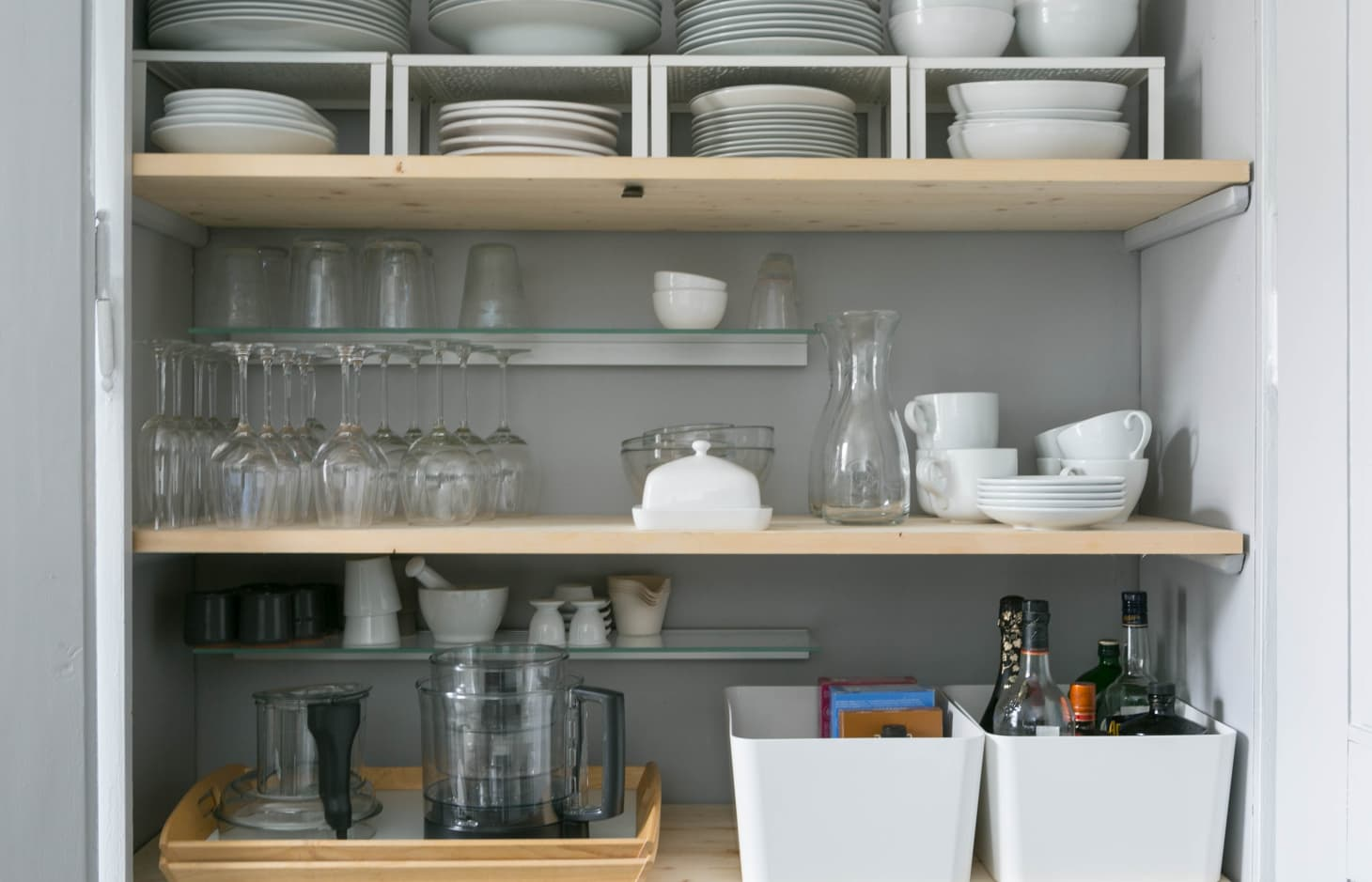 10 Ways To Create Storage In A Small Rental Kitchen Kitchn