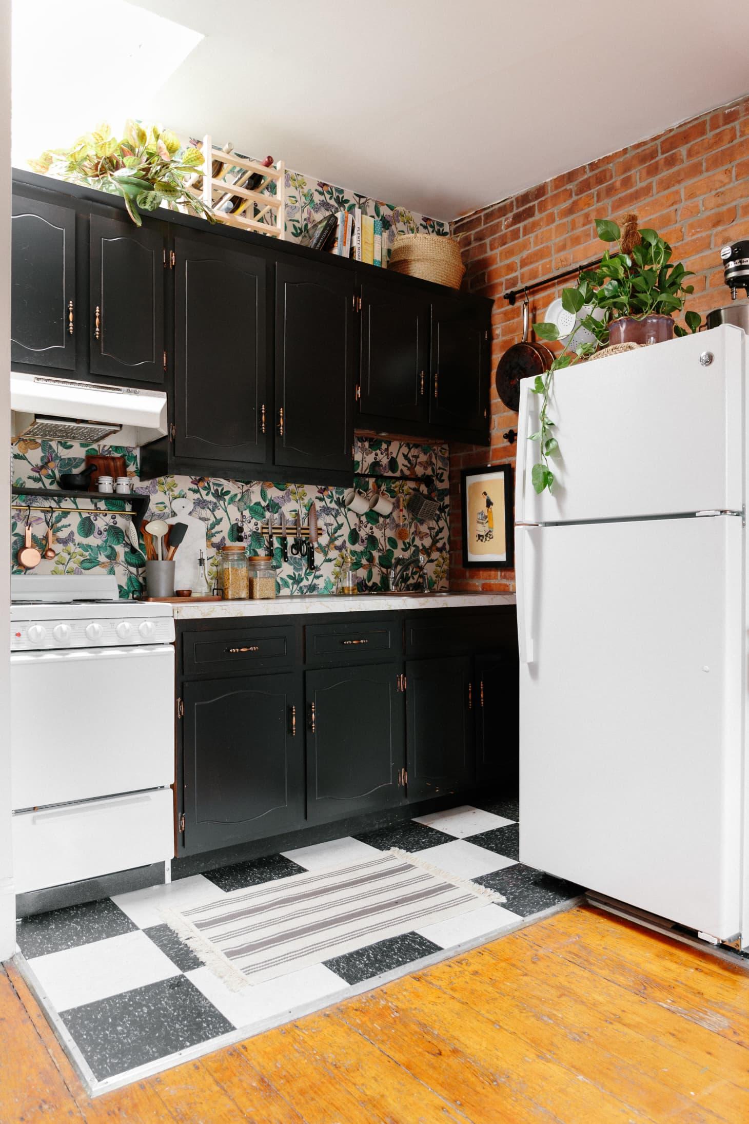 10 Ways to Create Storage in a Small Rental Kitchen | Kitchn
