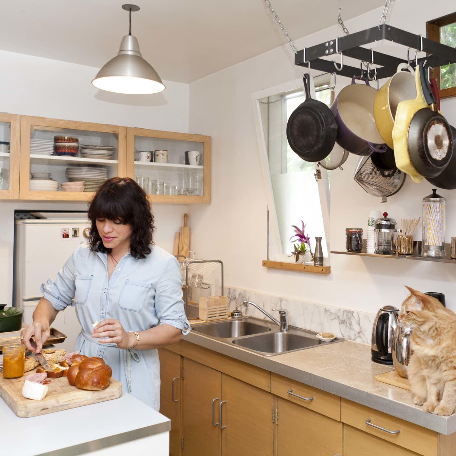 6 Tips For A Kitchen You Can Love For A Lifetime: 7 Things You Can Do To Love Your Small Kitchen