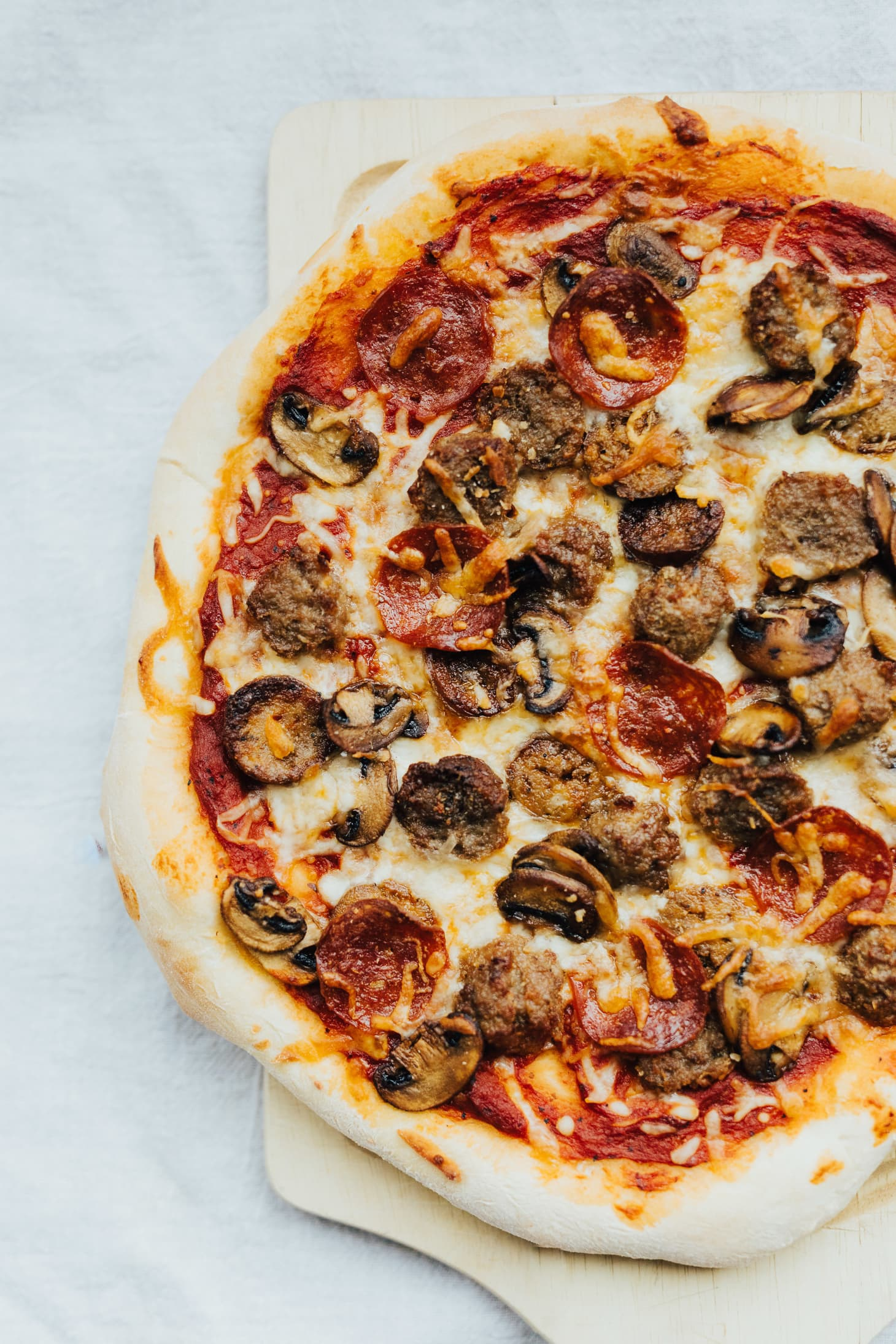 These Are The 5 Most Loved Pizza Toppings Ever Kitchn