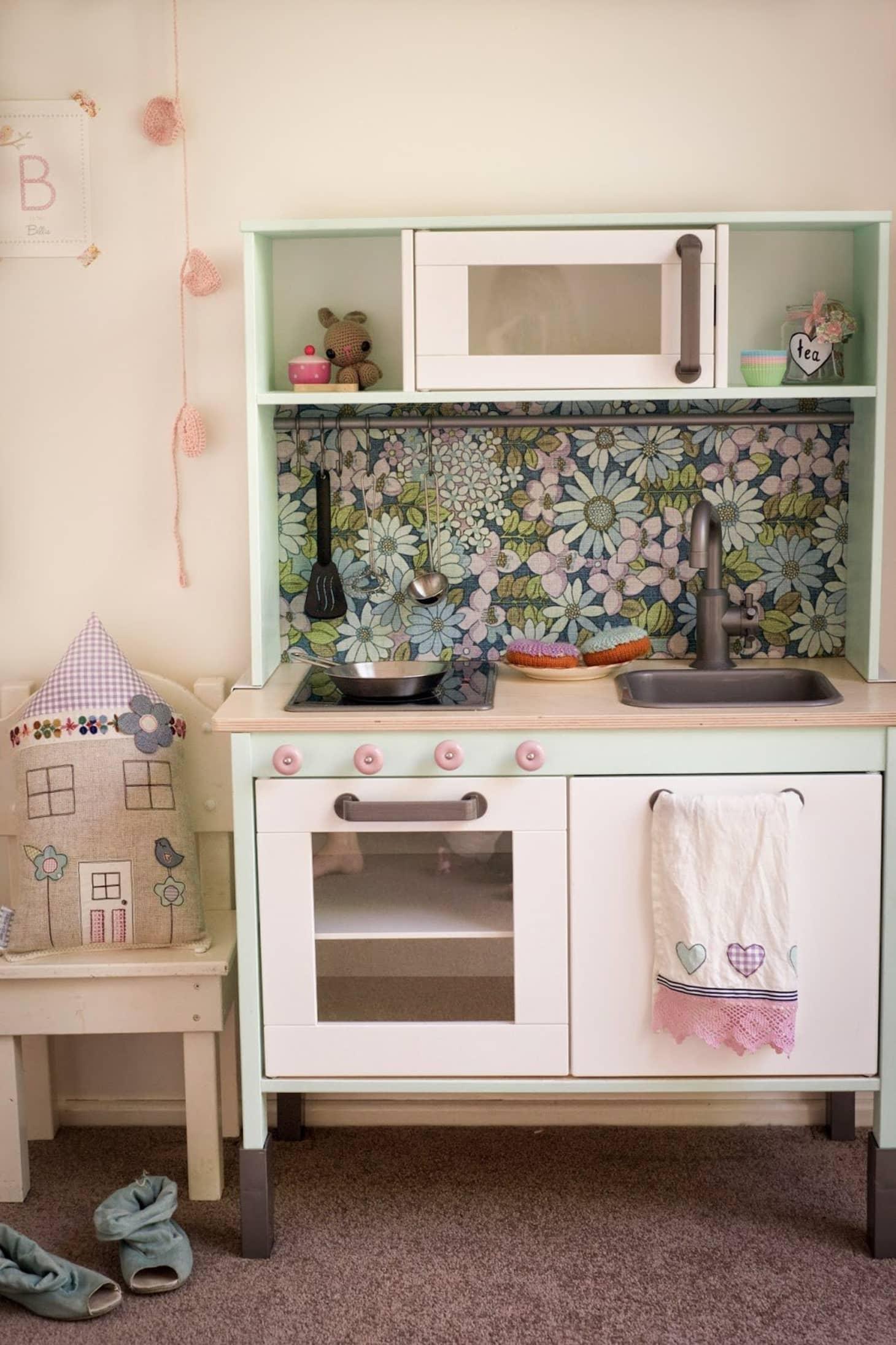 Ikea Play Kitchen Duktig Hacks Kitchn
