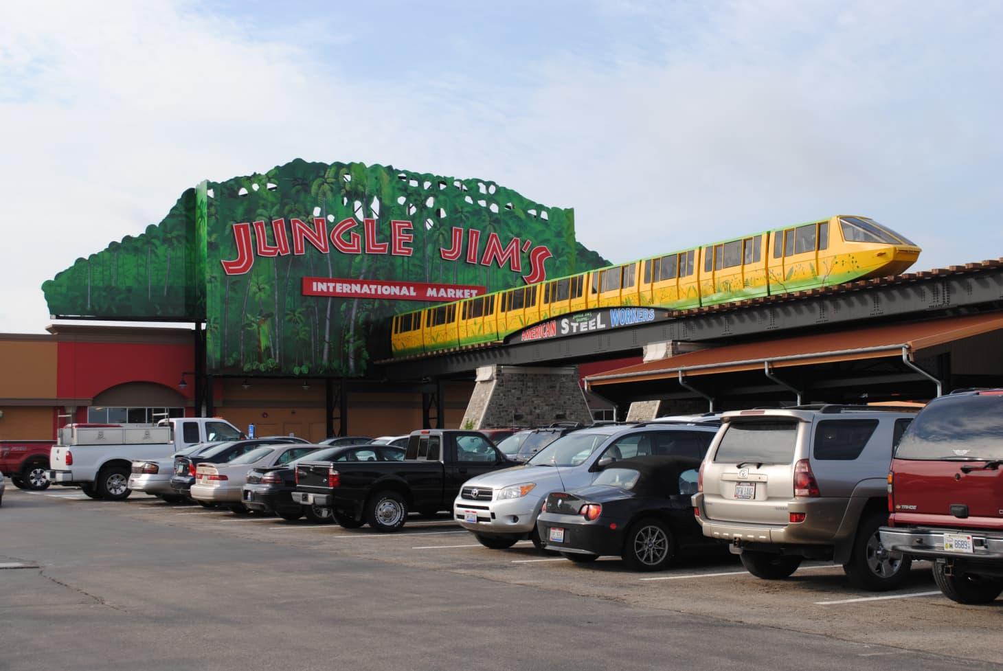 Best Grocery Store America - Jungle Jims | Kitchn