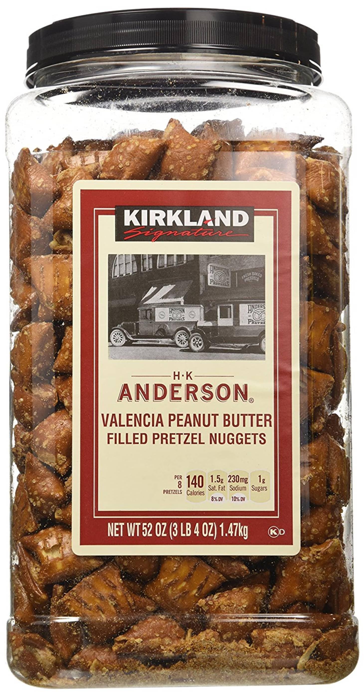 Best Pretzels - Costco Combos Snyders | Kitchn