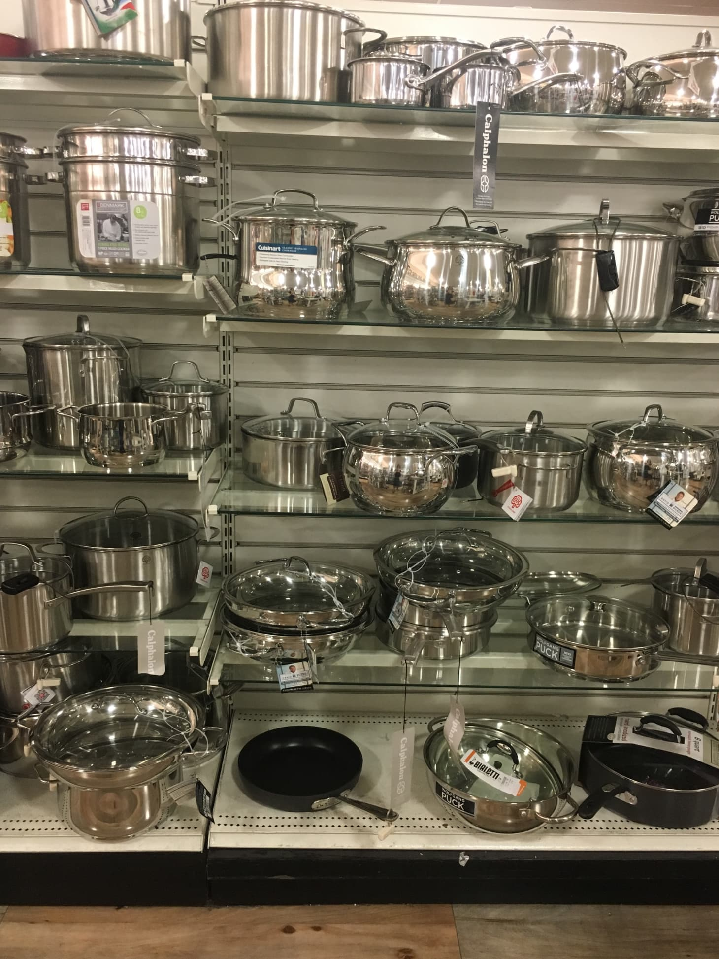 Shopping Tips TJ Maxx - Cookware Le Creuset All-Clad | Kitchn