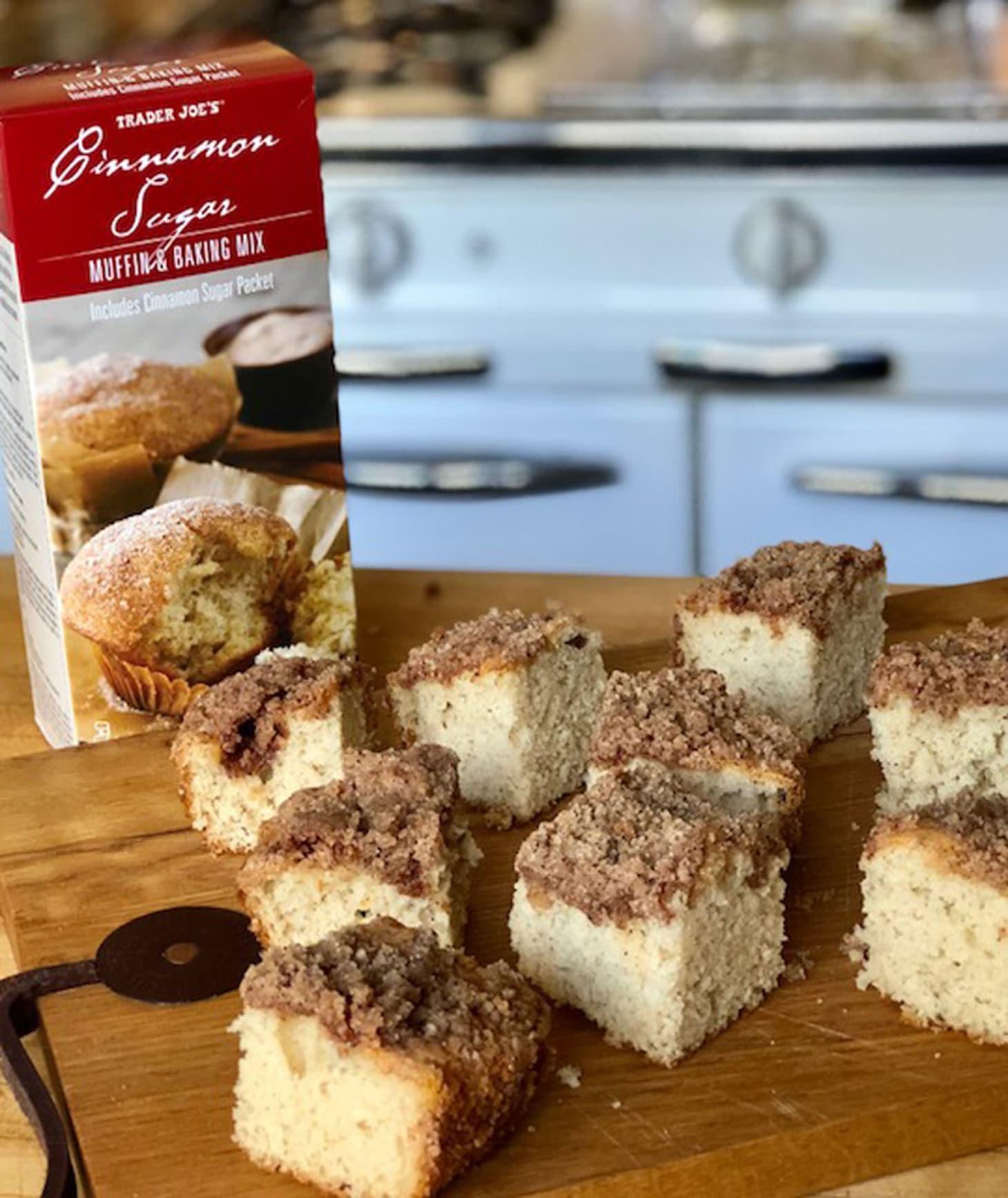Trader Joes Best Baking Mixes   Kitchn
