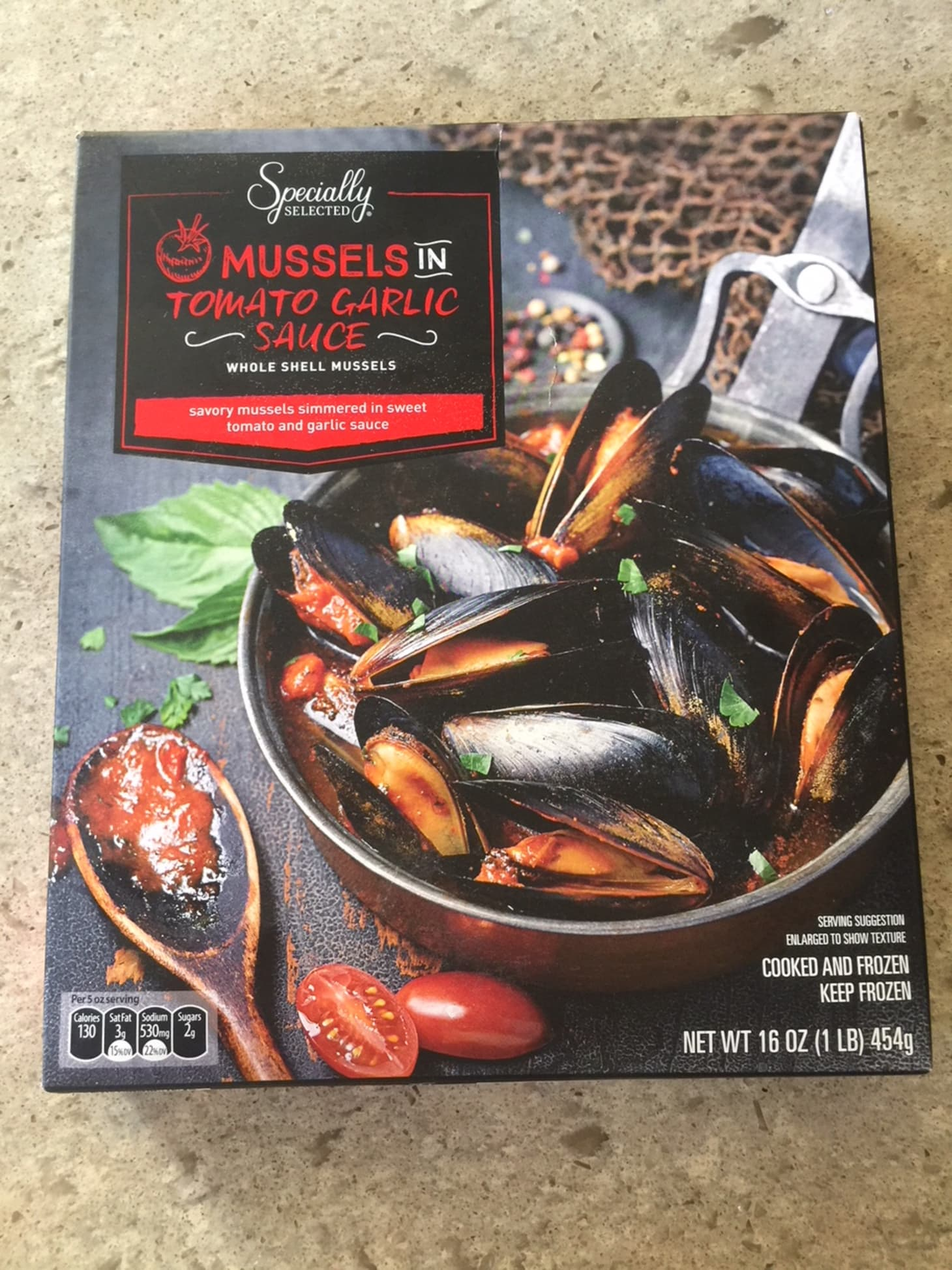 The Surprising Frozen Seafood Buy at Aldi You Need to Try