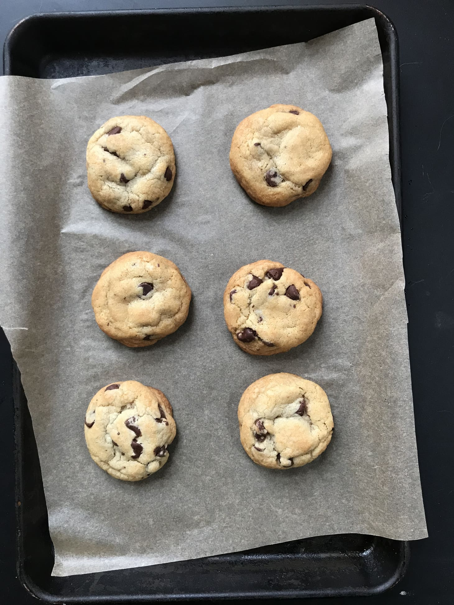 I Tried Alton Brown's Chocolate Chip Cookie Recipe | Kitchn