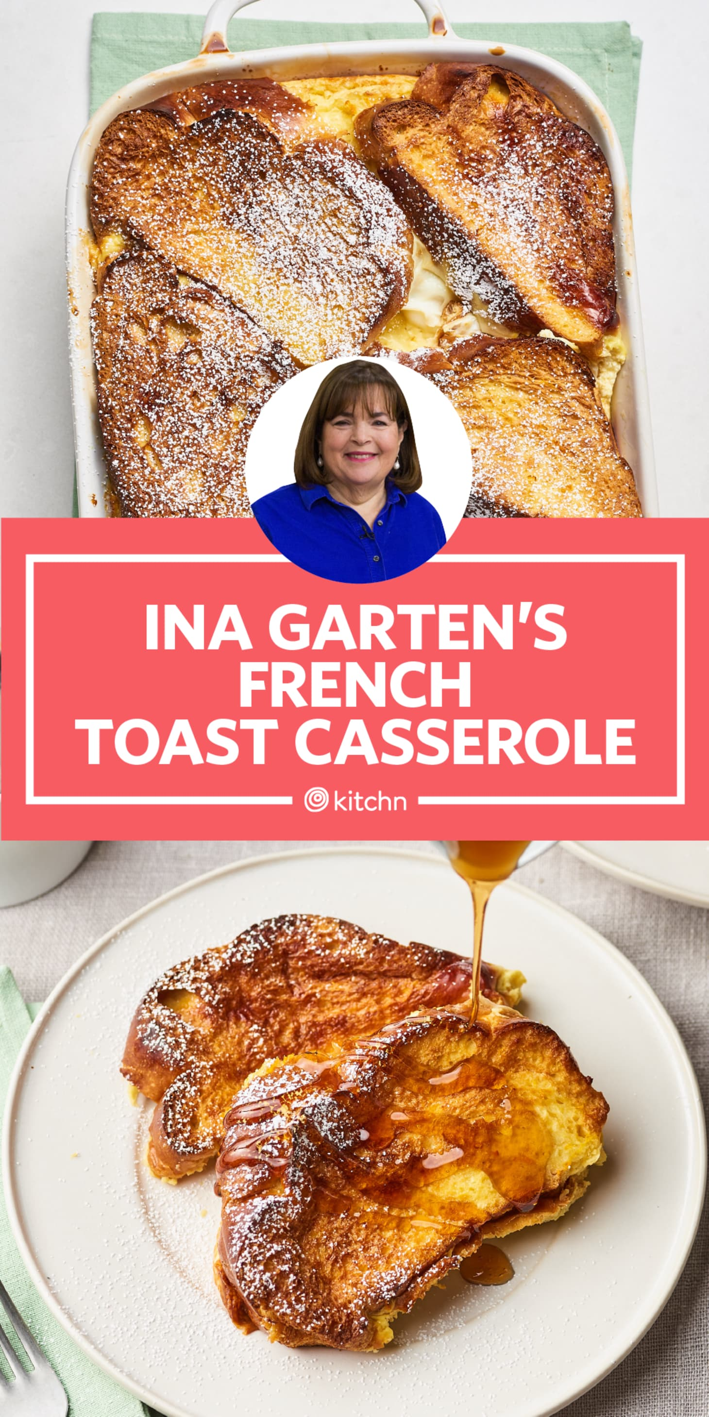 Ina Garten's French Toast Bread Pudding Recipe Review | Kitchn