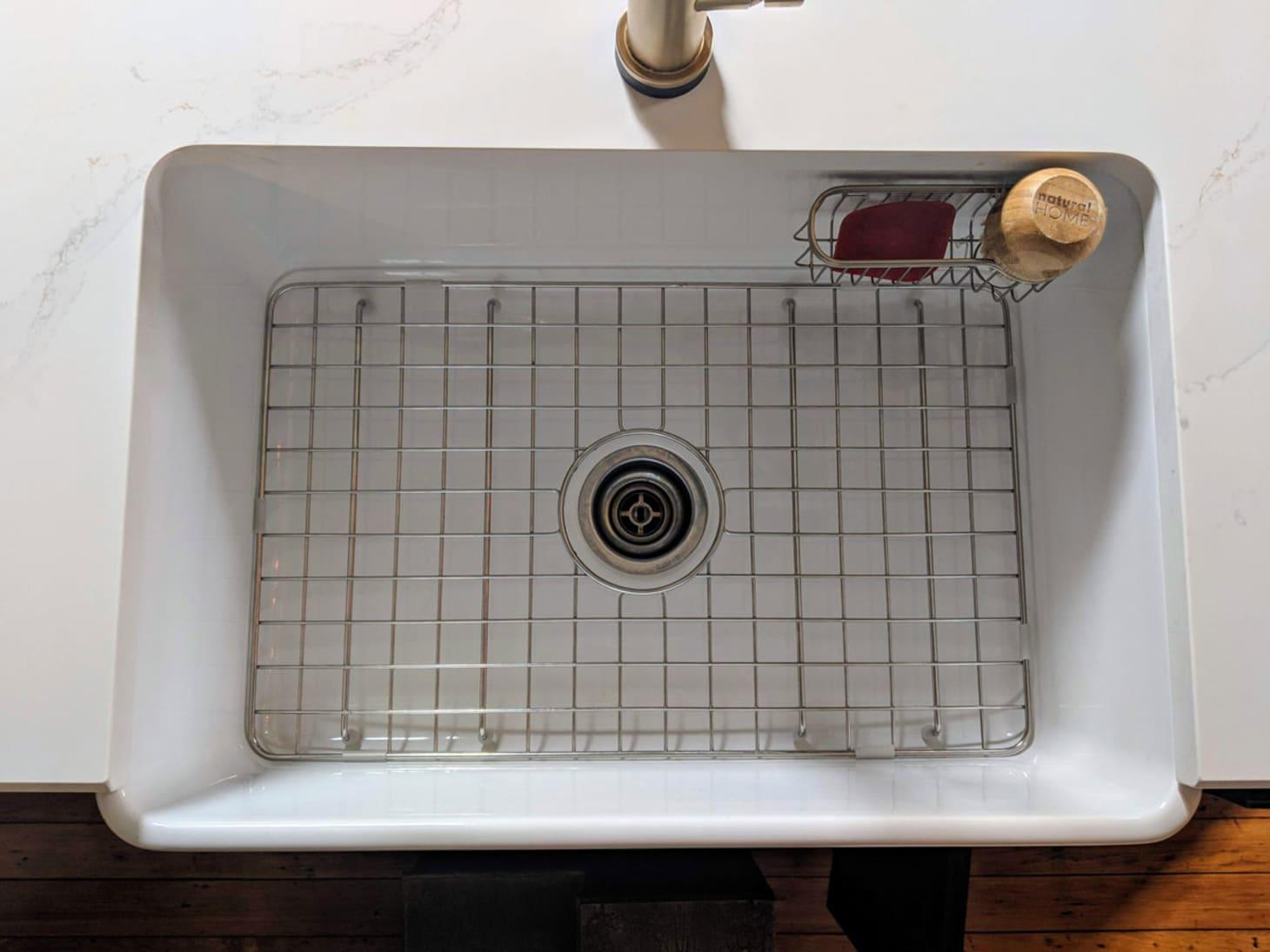 Kitchen Sink Grids - Pros, Cons | Kitchn