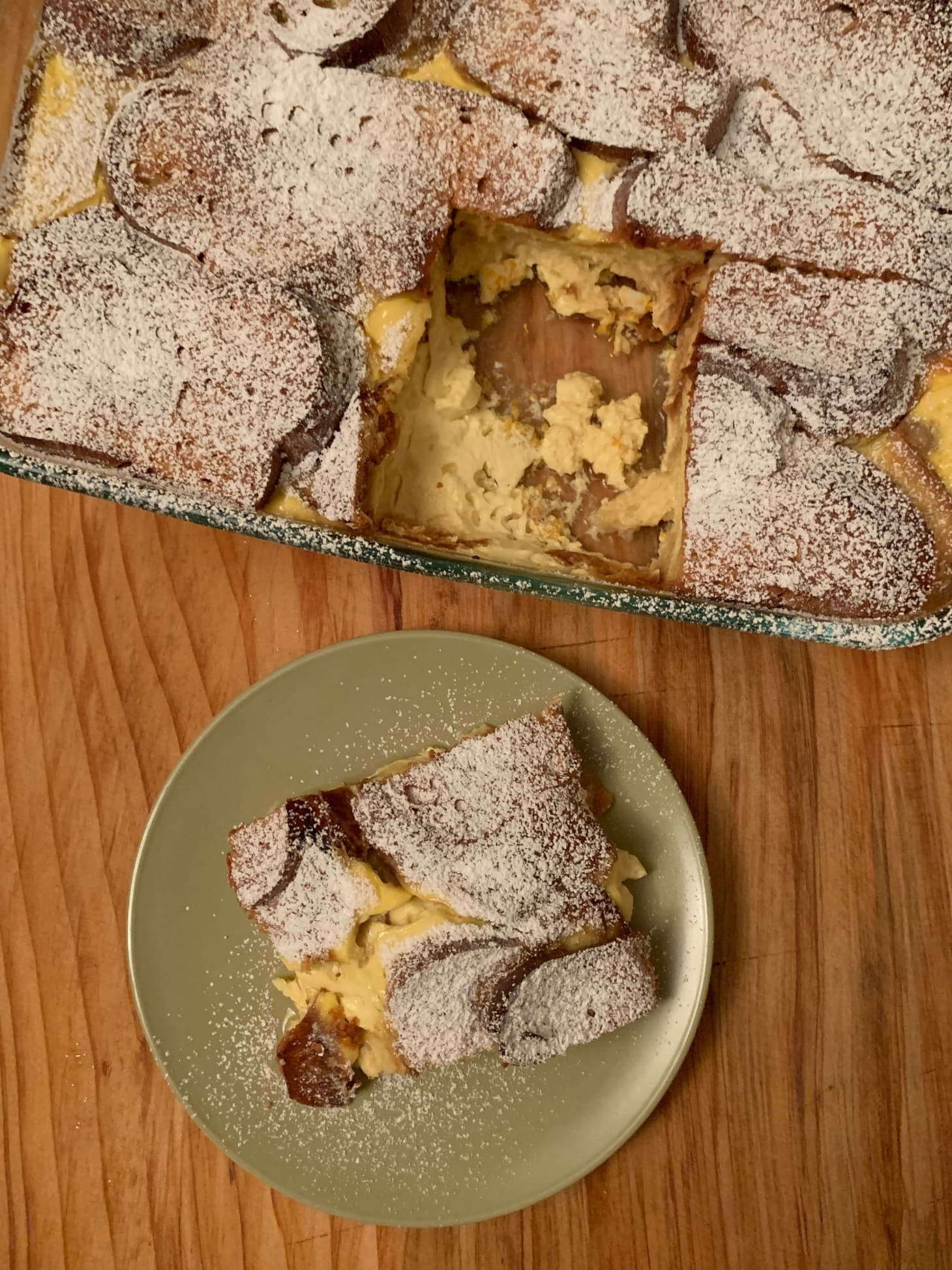 Ina Garten S French Toast Bread Pudding Recipe Review Kitchn