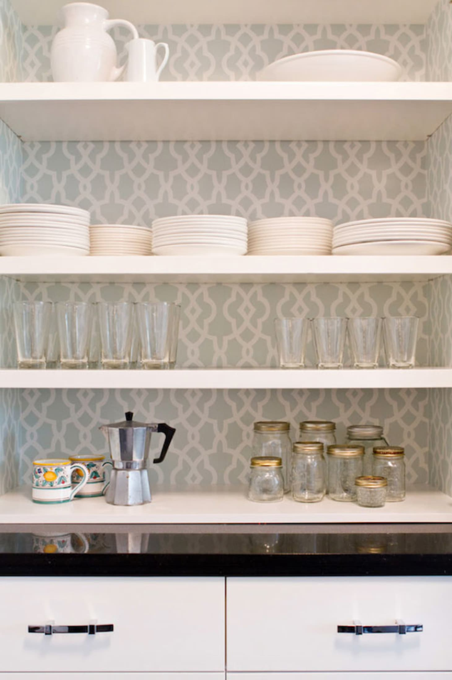 6 Clever Ways to Customize Kitchen Cabinets With Contact ...